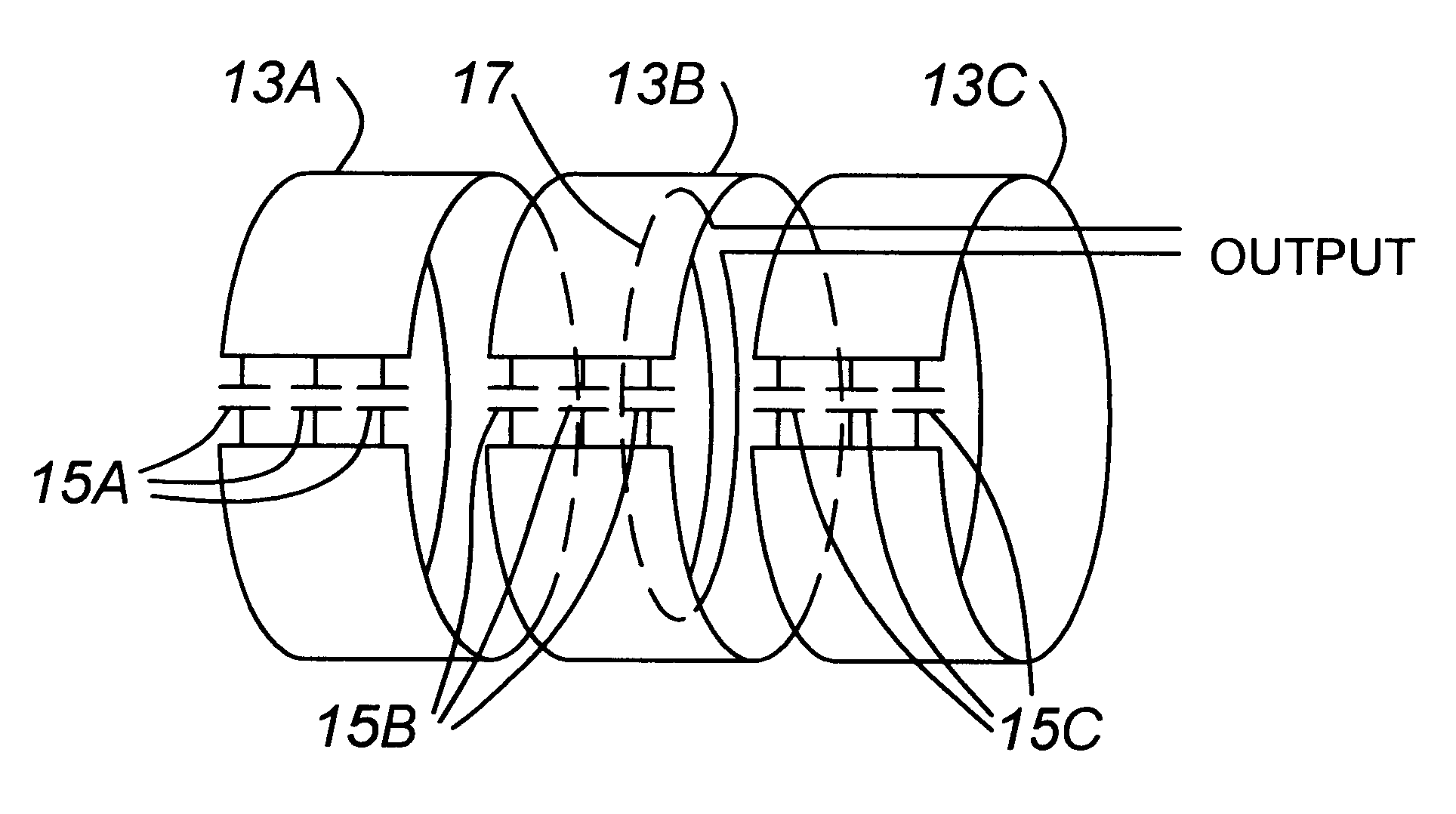 patent us6304230 - multiple coupled resonant loop antenna