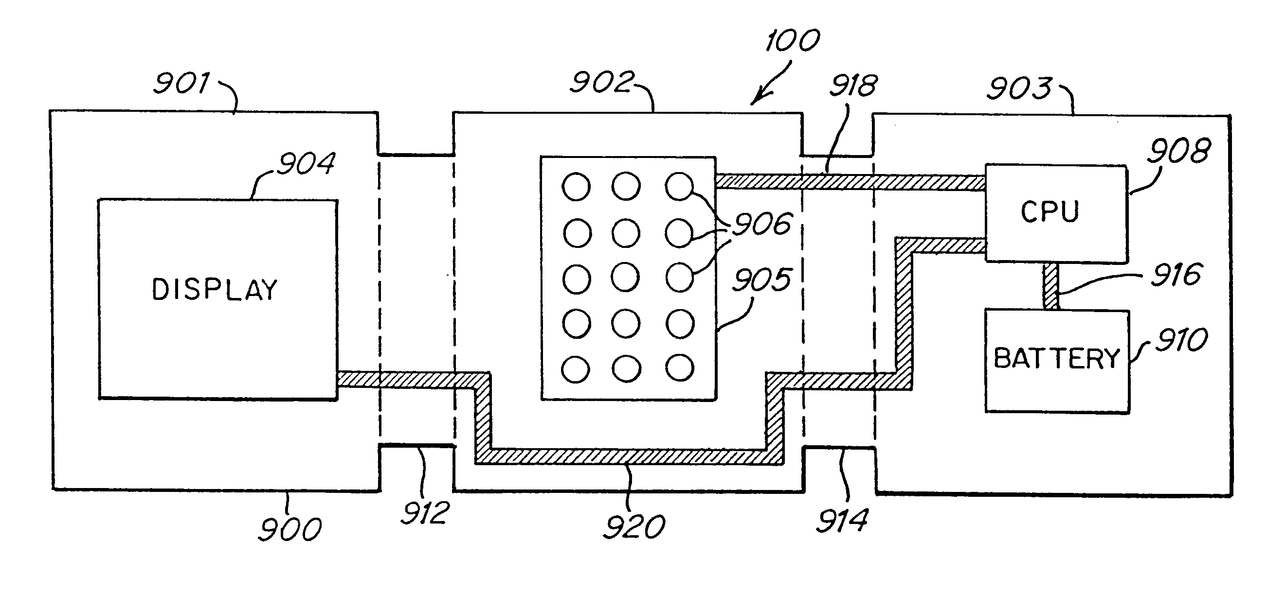 patent us6307751 - flexible circuit assembly
