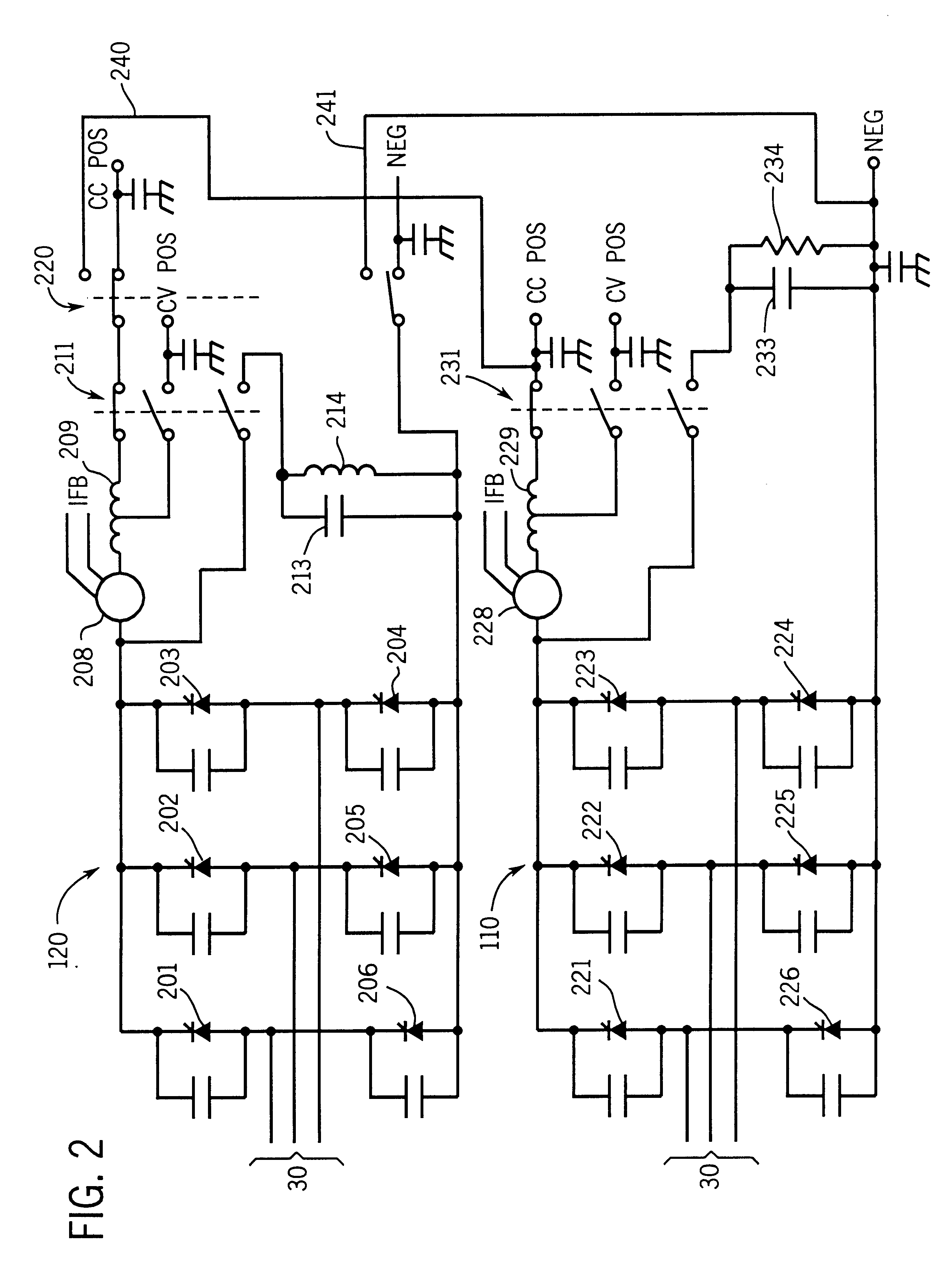 US06310320 20011030 D00002 patent us6310320 dual operator phase control engine driven denyo generator wiring diagram at fashall.co