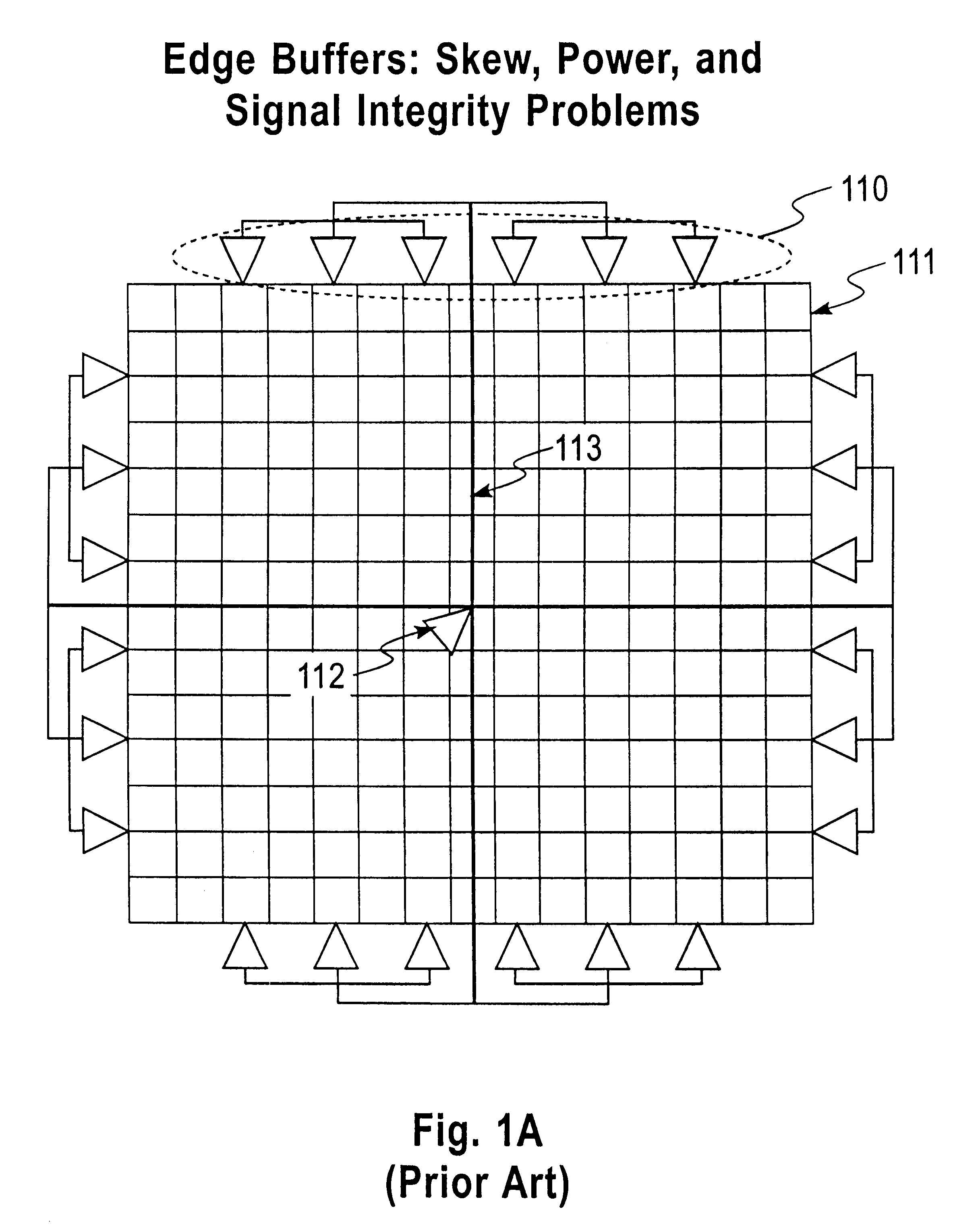 Patent Us6311313 X Y Grid Tree Clock Distribution Network With 2005 Buick Rendezvous Wiring Diagram Drawing