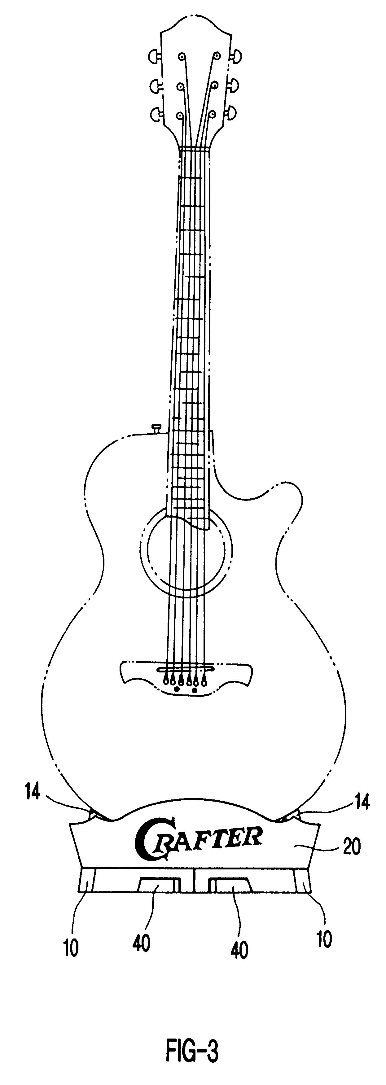 吉他手绘 铅笔