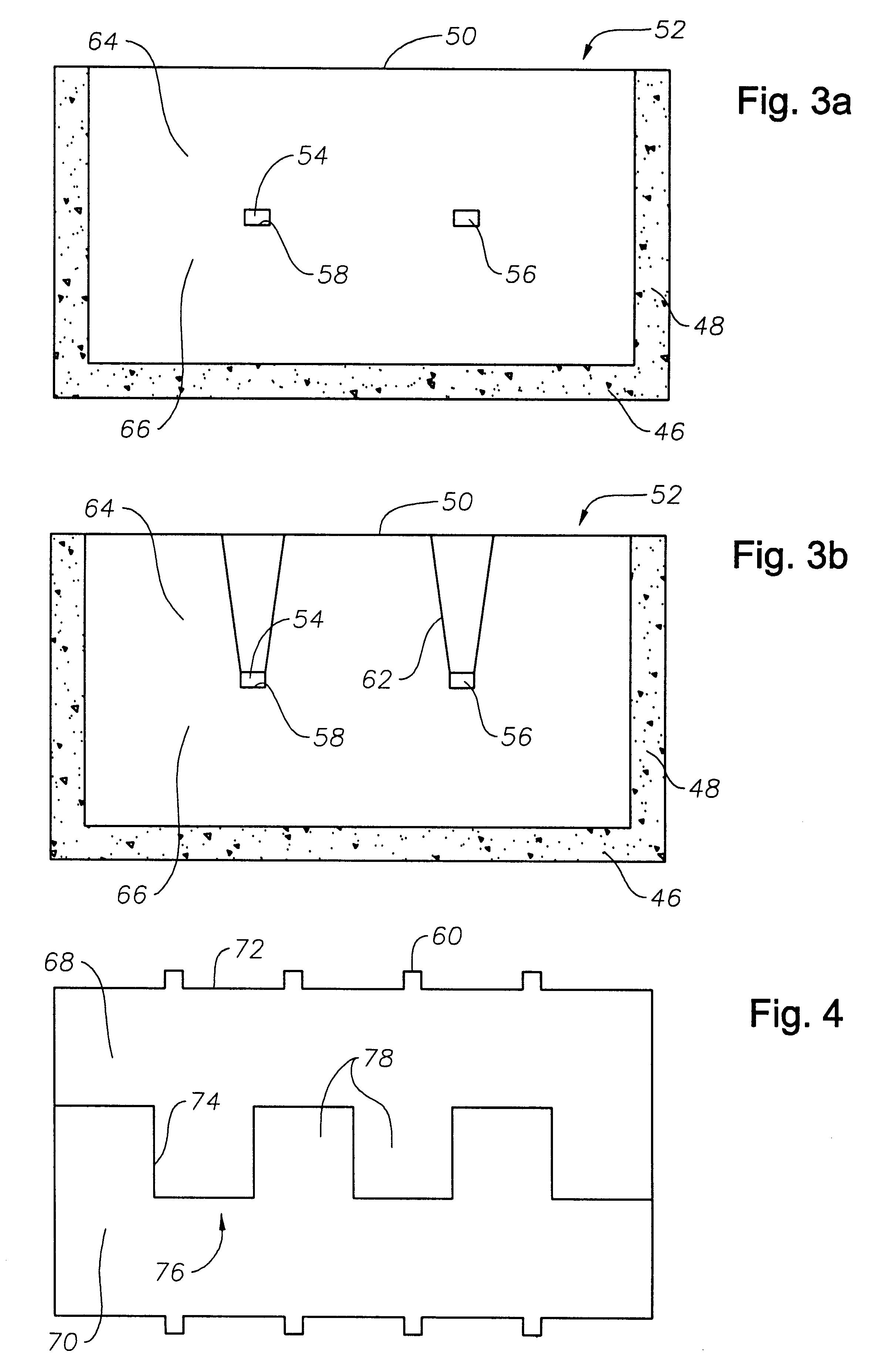 Pvc Burial Vault : Patent us burial crypt google patentler