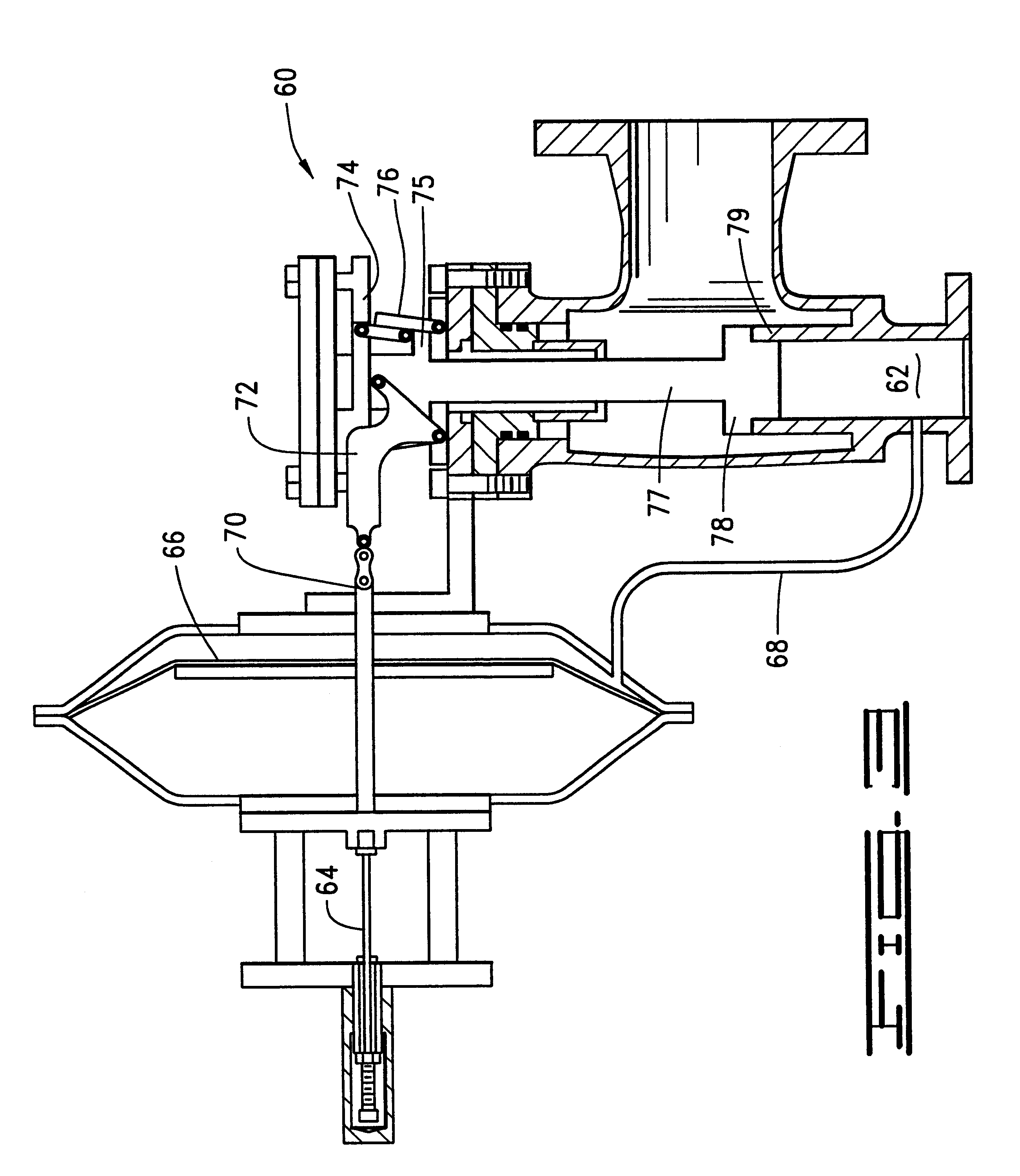 patente us6325088 - buckling pin actuated  pilot operated pressure relief valve
