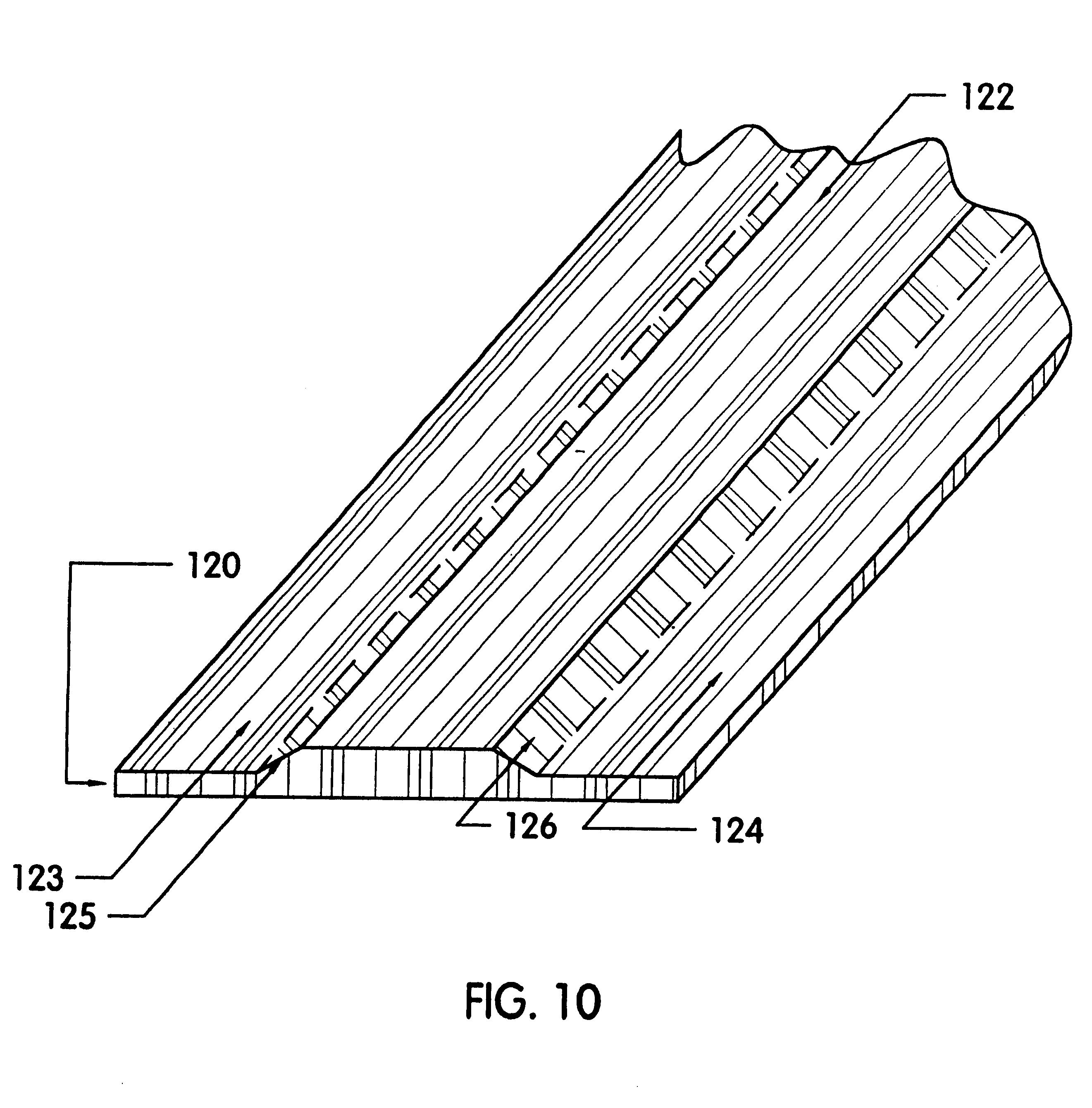 patent us6330986 - aircraft de-icing system