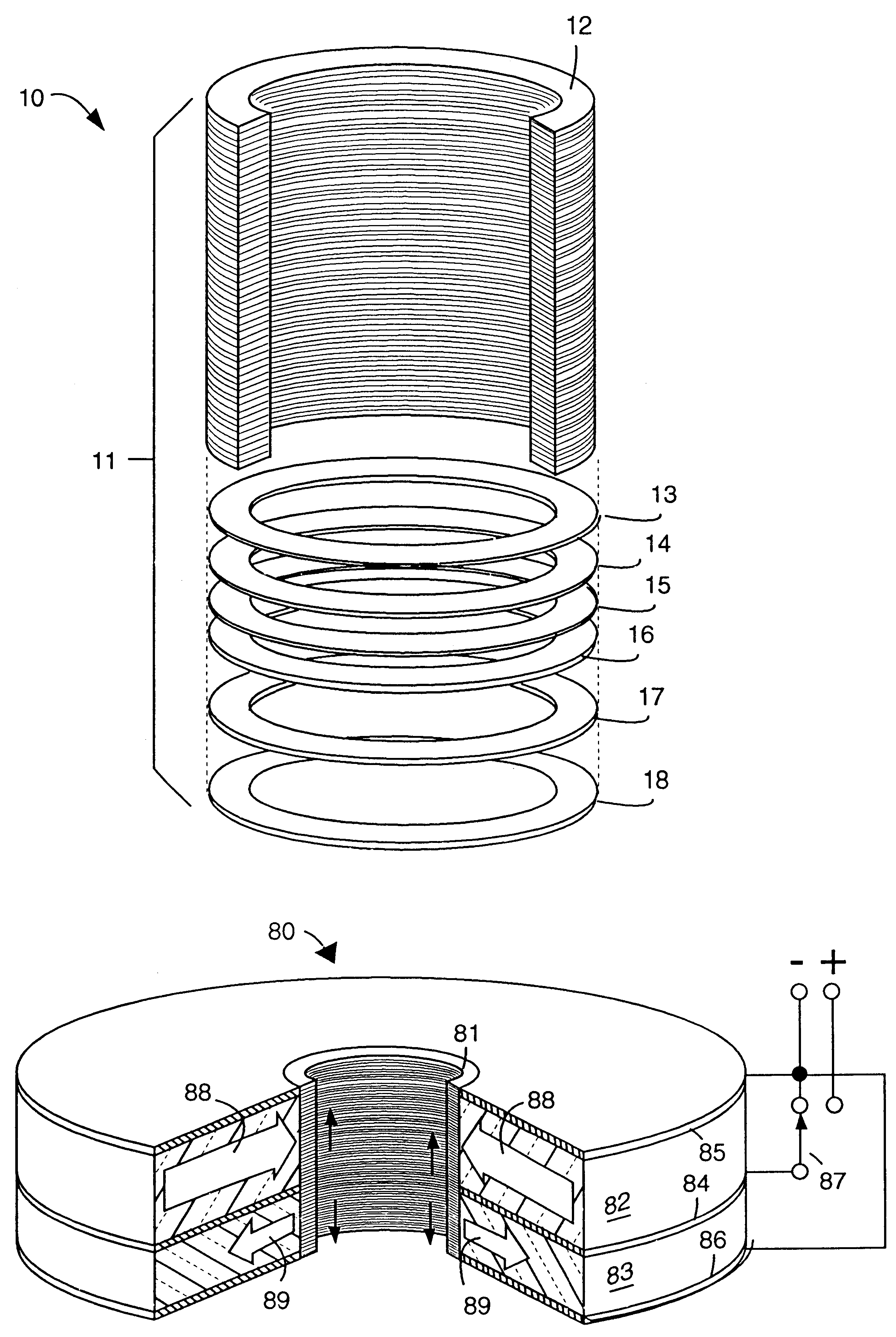patent us6331194 - process for manufacturing hollow fused-silica insulator cylinder