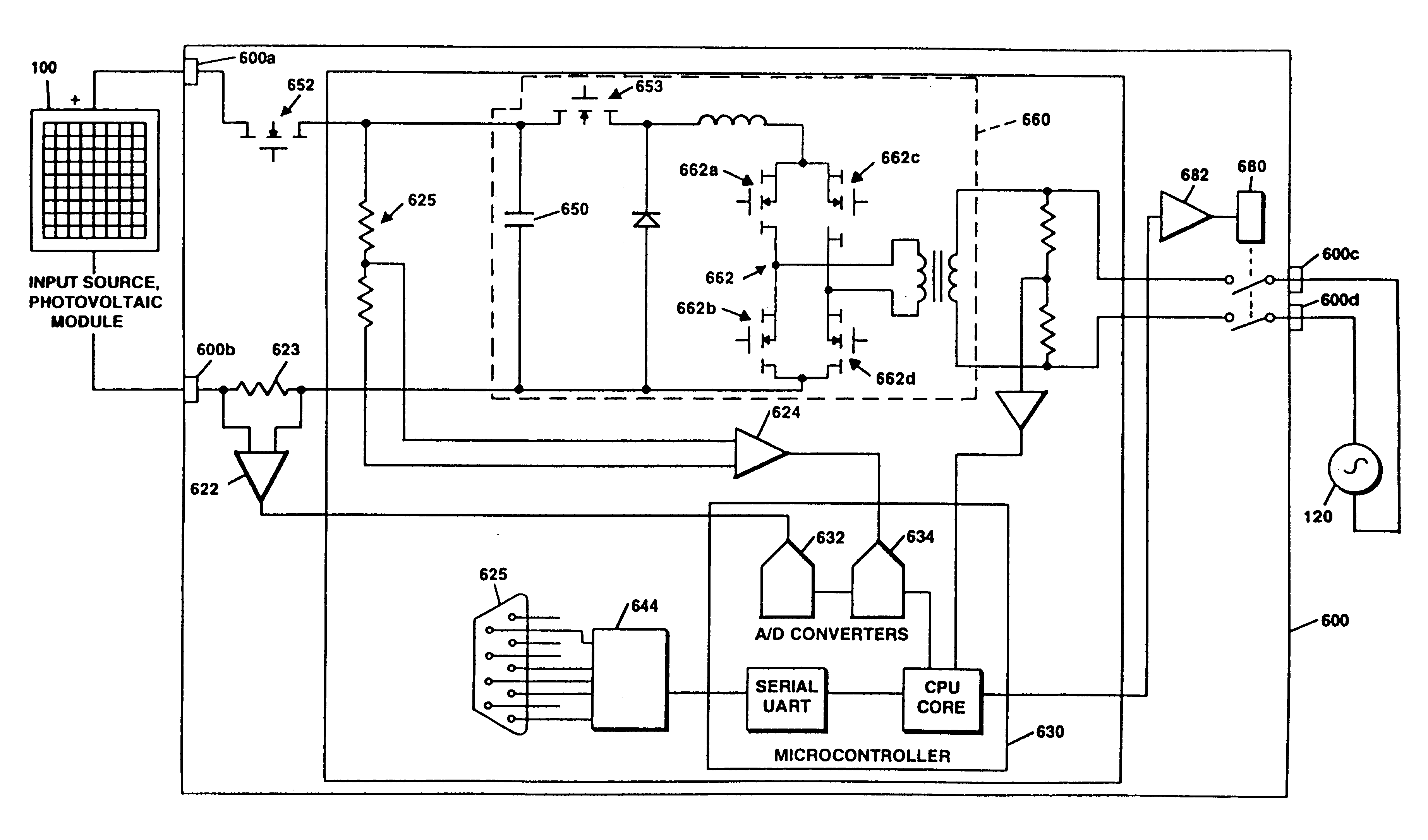 Patent US6339538 Inverter circuit and method of operation