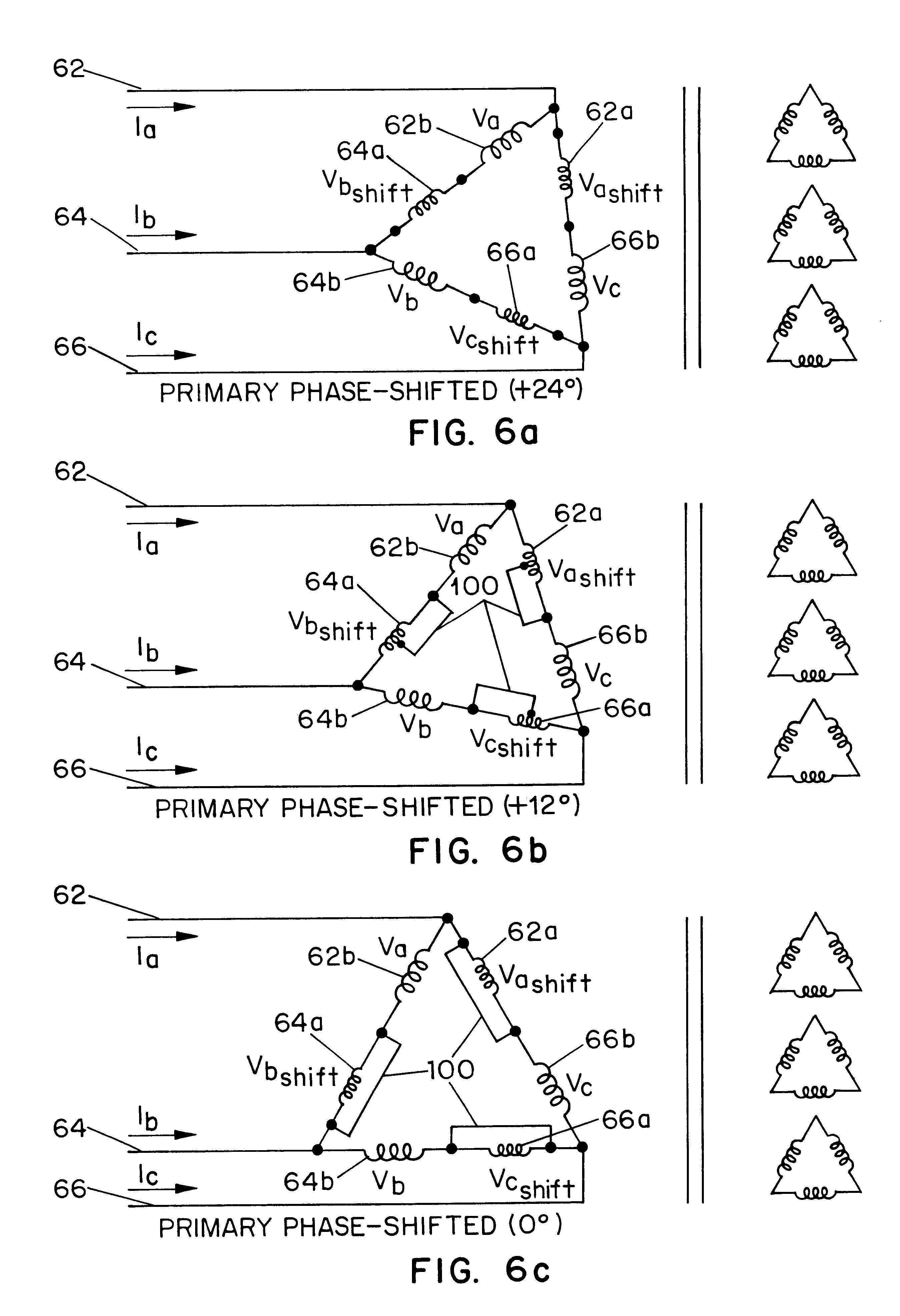 patent us6340851 modular transformer arrangement