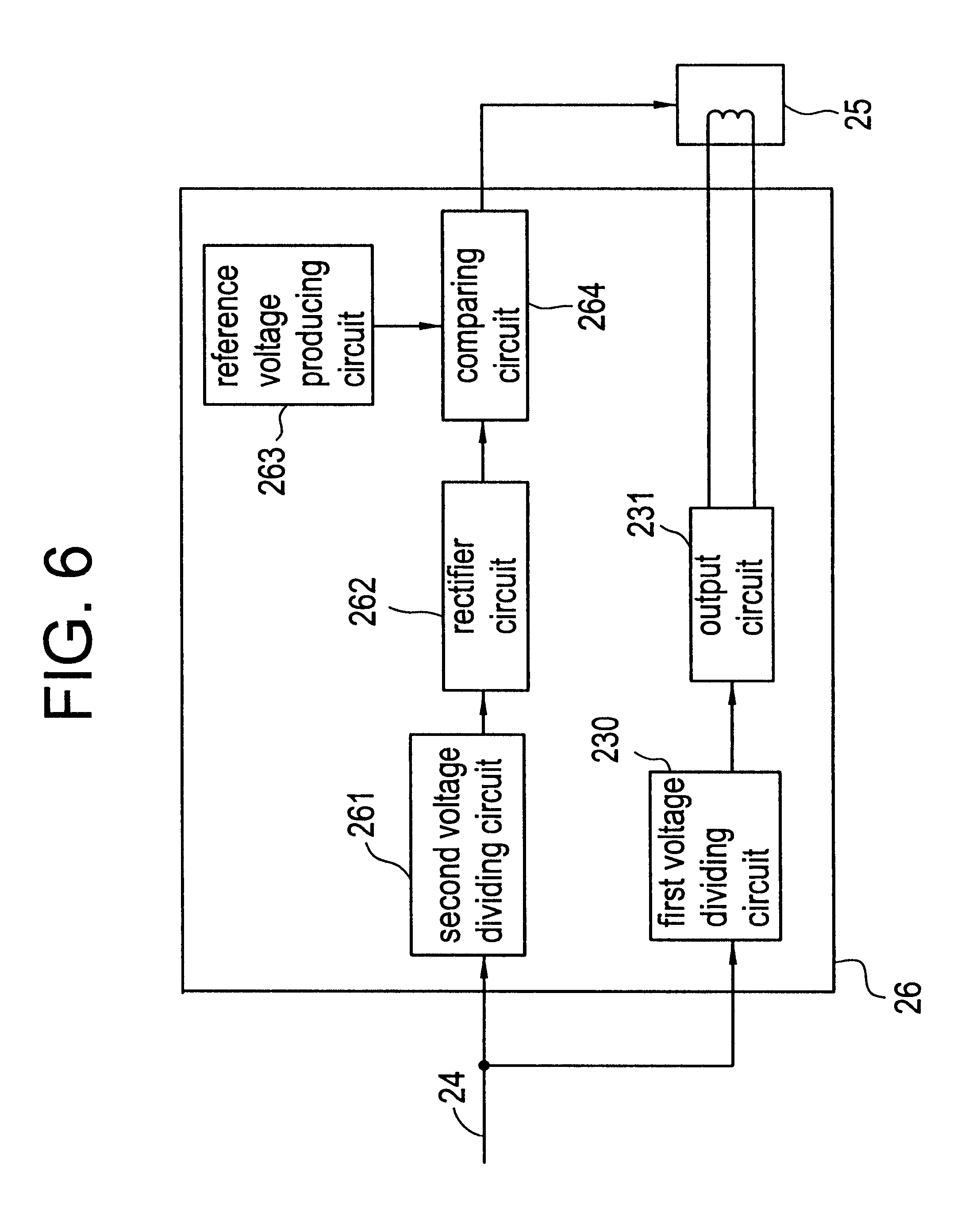 Patent Us6341074 Power Circuit With Smoothing Choke Coil Full Wave Capacitor Drawing