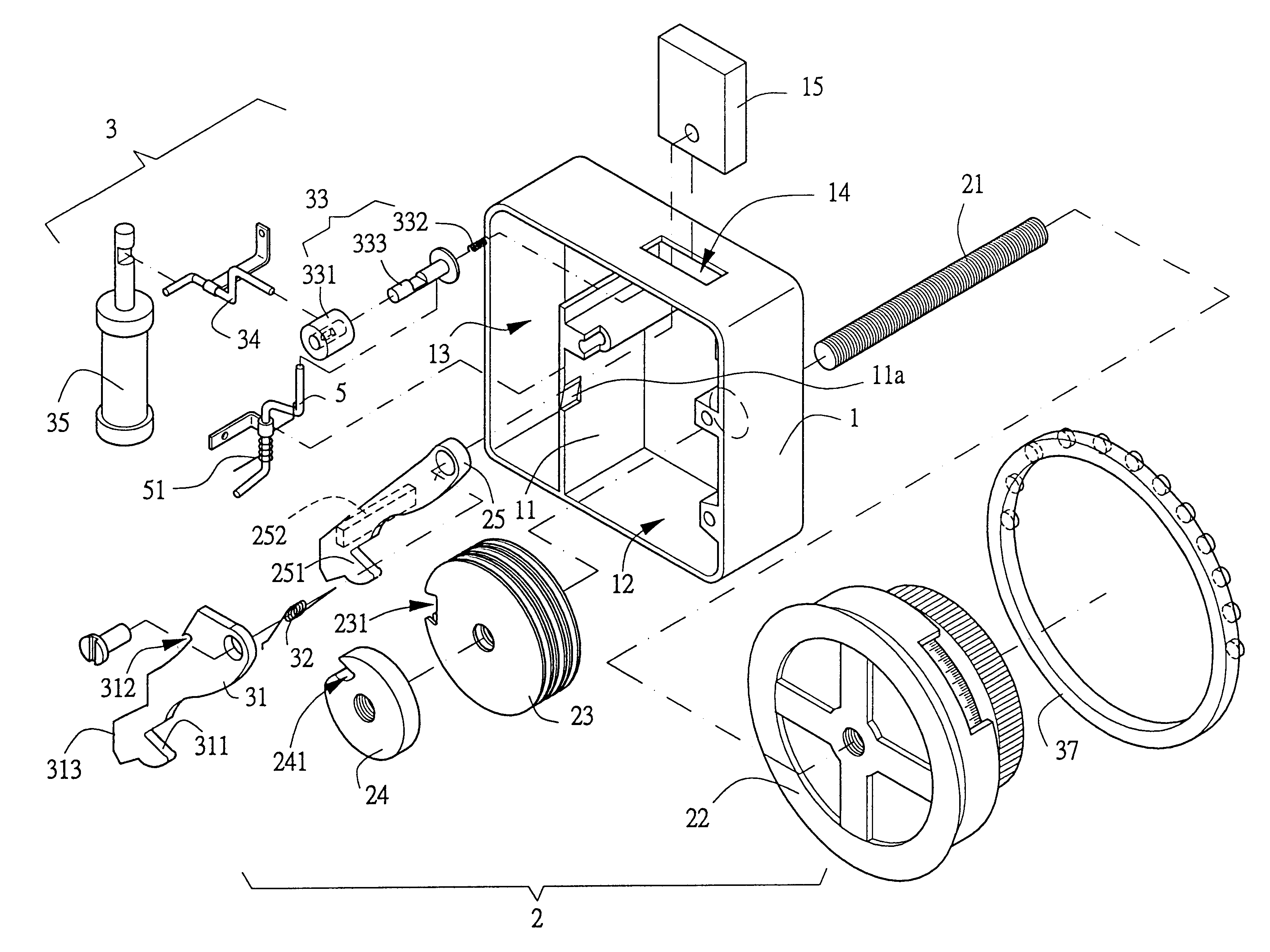 patent us6341513 two in one combination safe lock google patents patent drawing