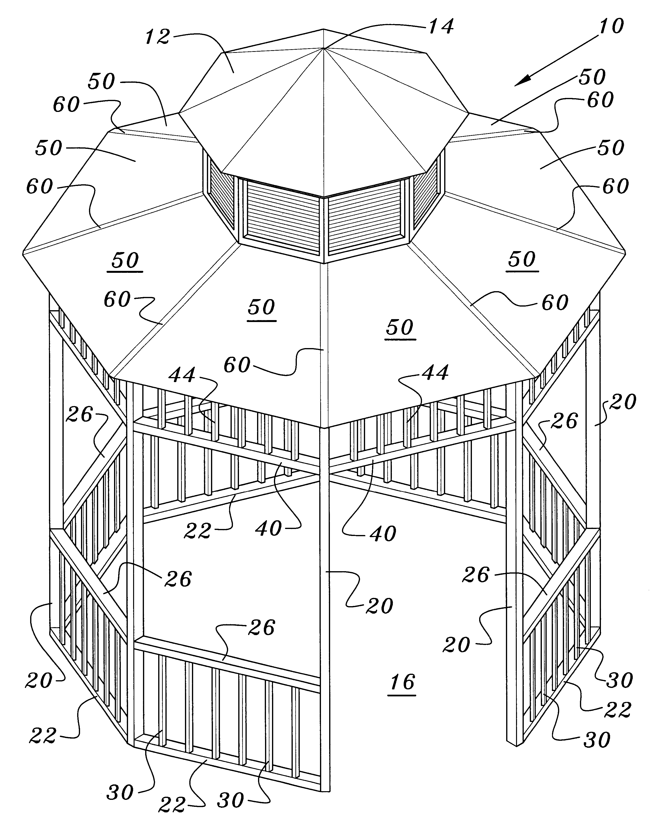 How to build a plastic storage shed raised bed garden for 8 sided gazebo plans