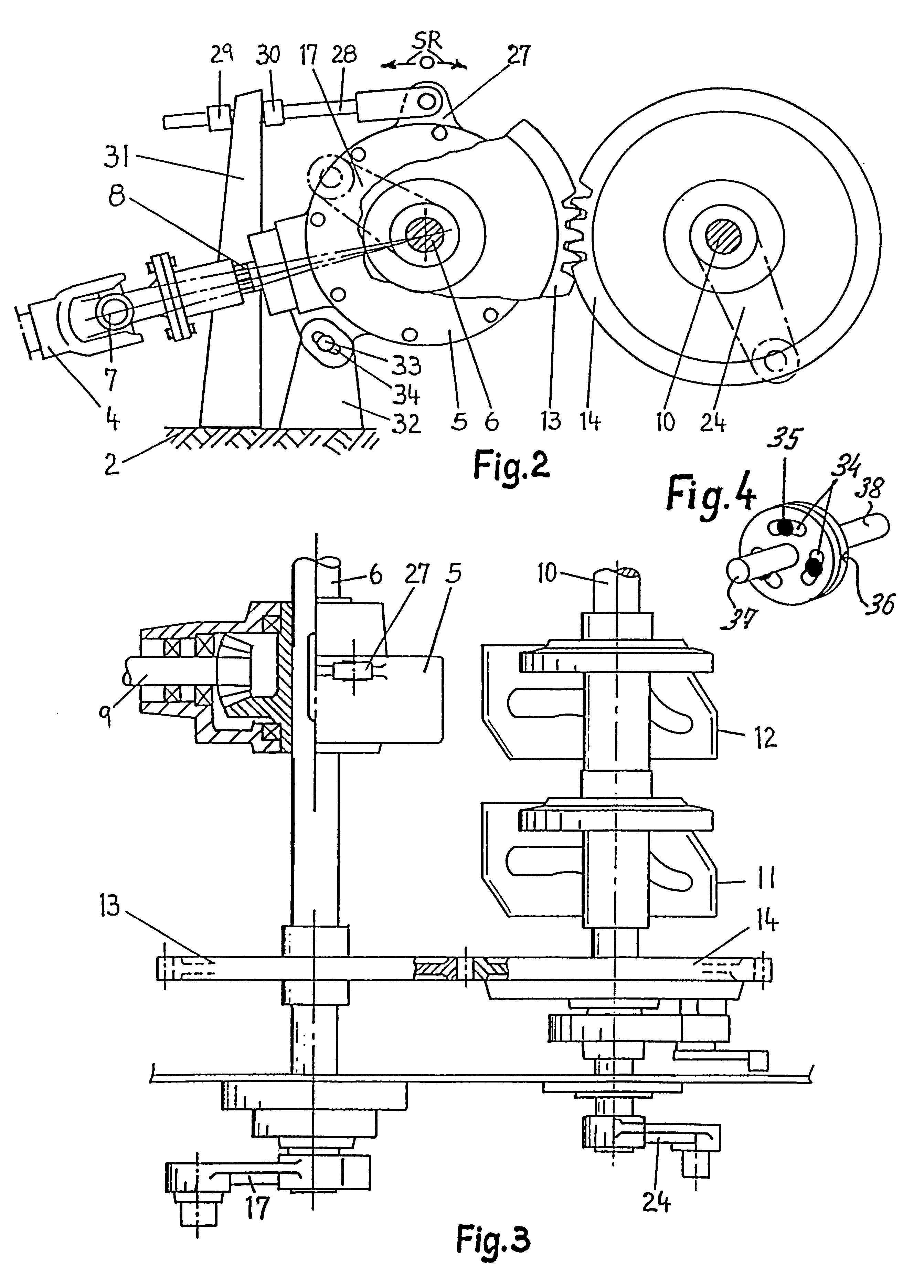Patent Us6349636 Method And Apparatus For Fine Adjustment Of. Patent Drawing. John Deere. John Deere 14t Baler Pto Shaft Diagram At Scoala.co