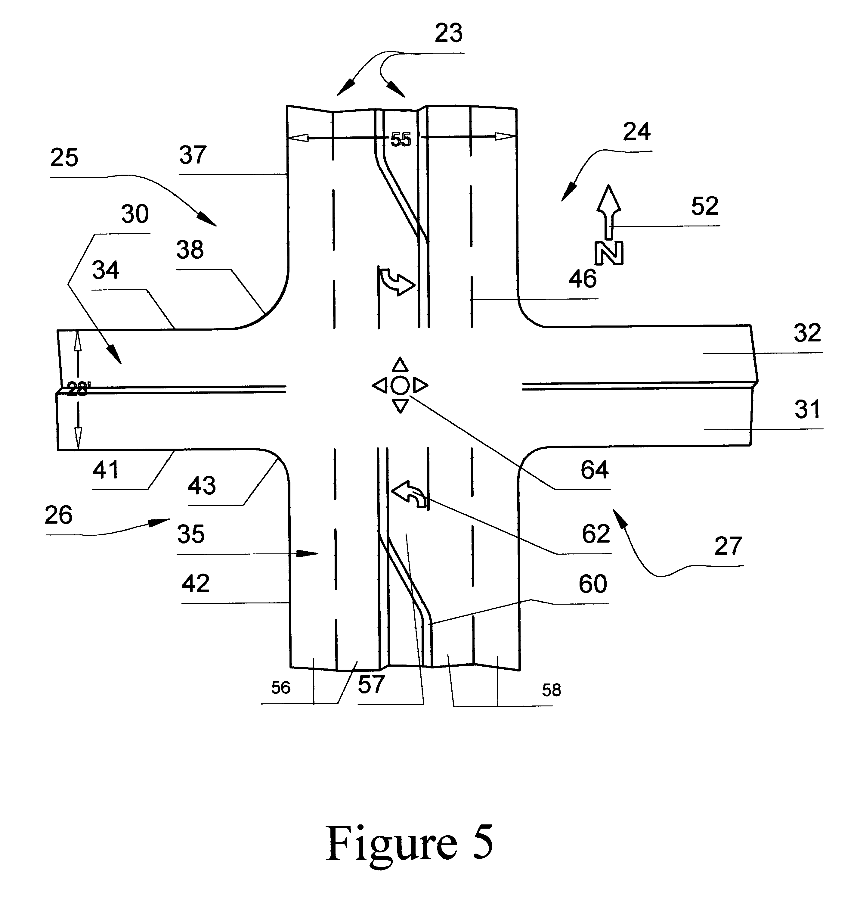Patent US6351893 - Self squaring accident diagramming template ...