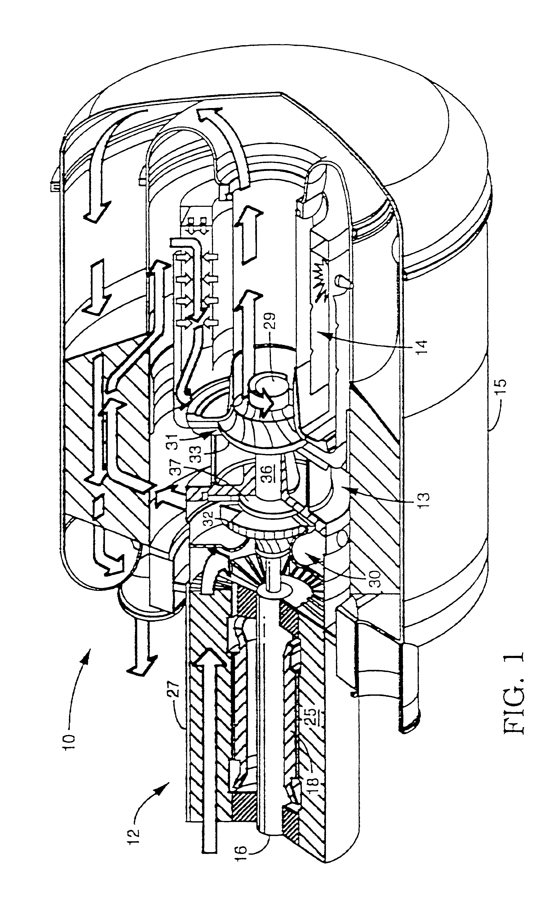 Patent US Power converter and control for microturbine