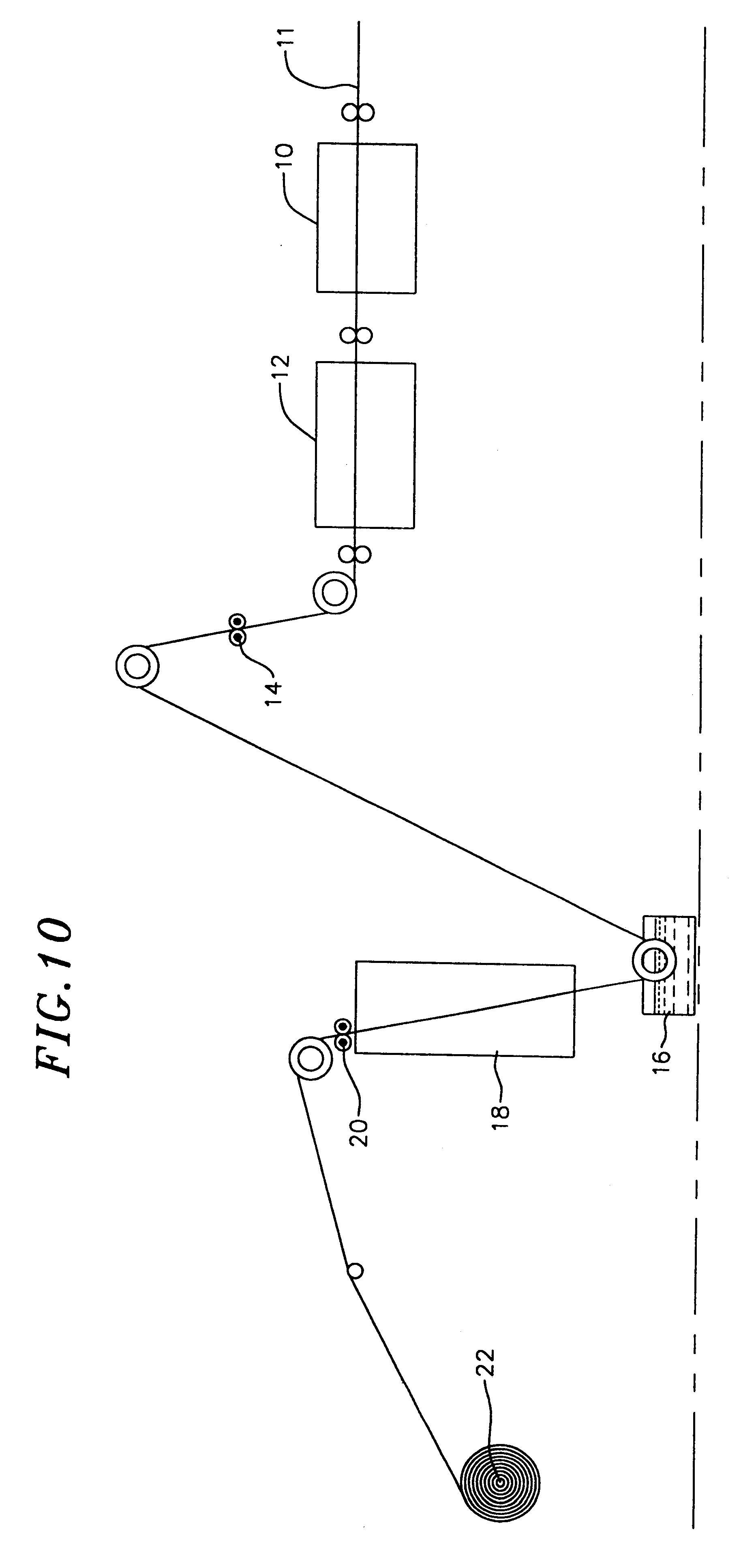 Laminated Steel Pipe ~ Patent us bonding of steel strips in strip
