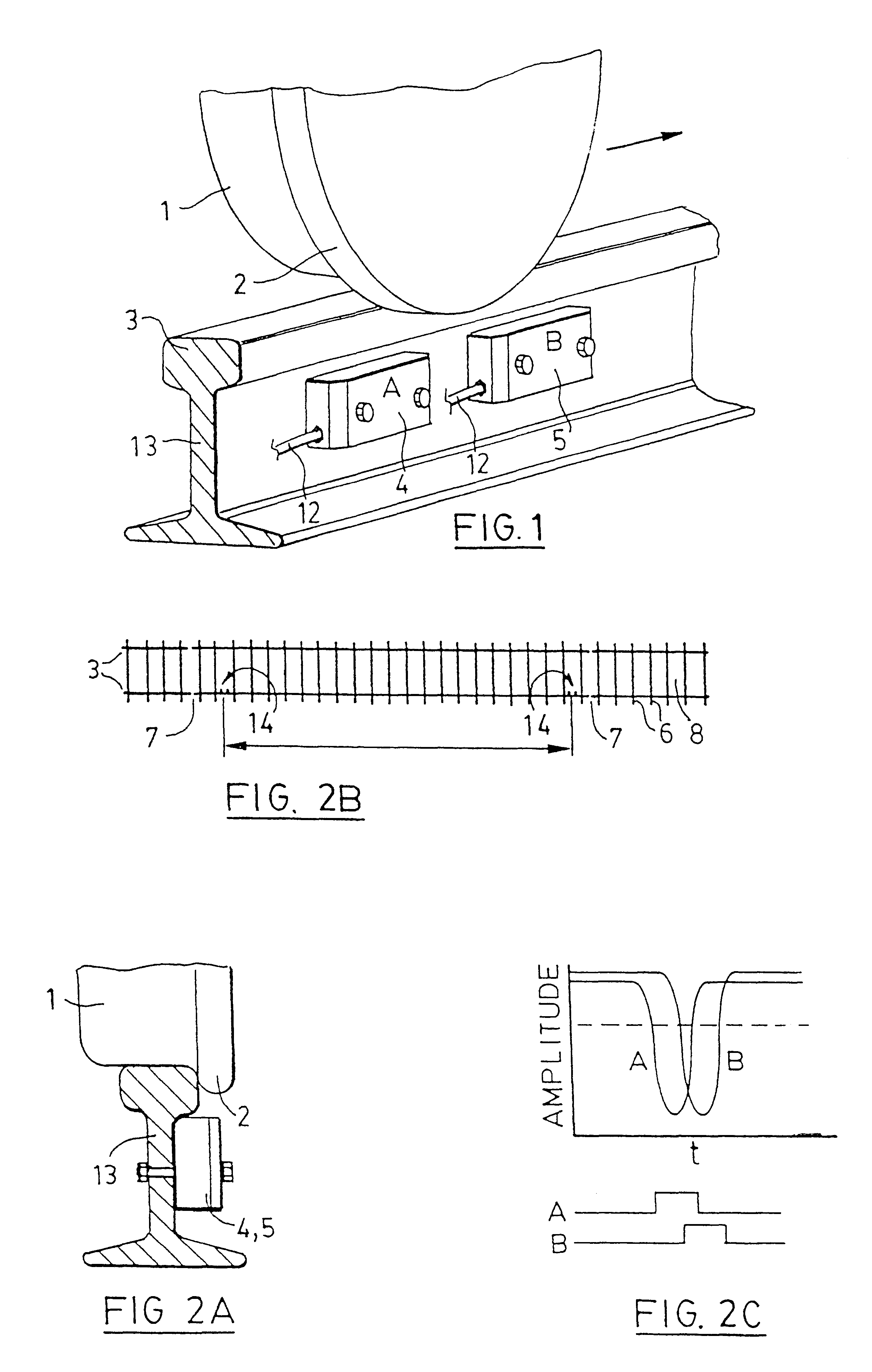 patent us6371417 - railway wheel counter and block control systems
