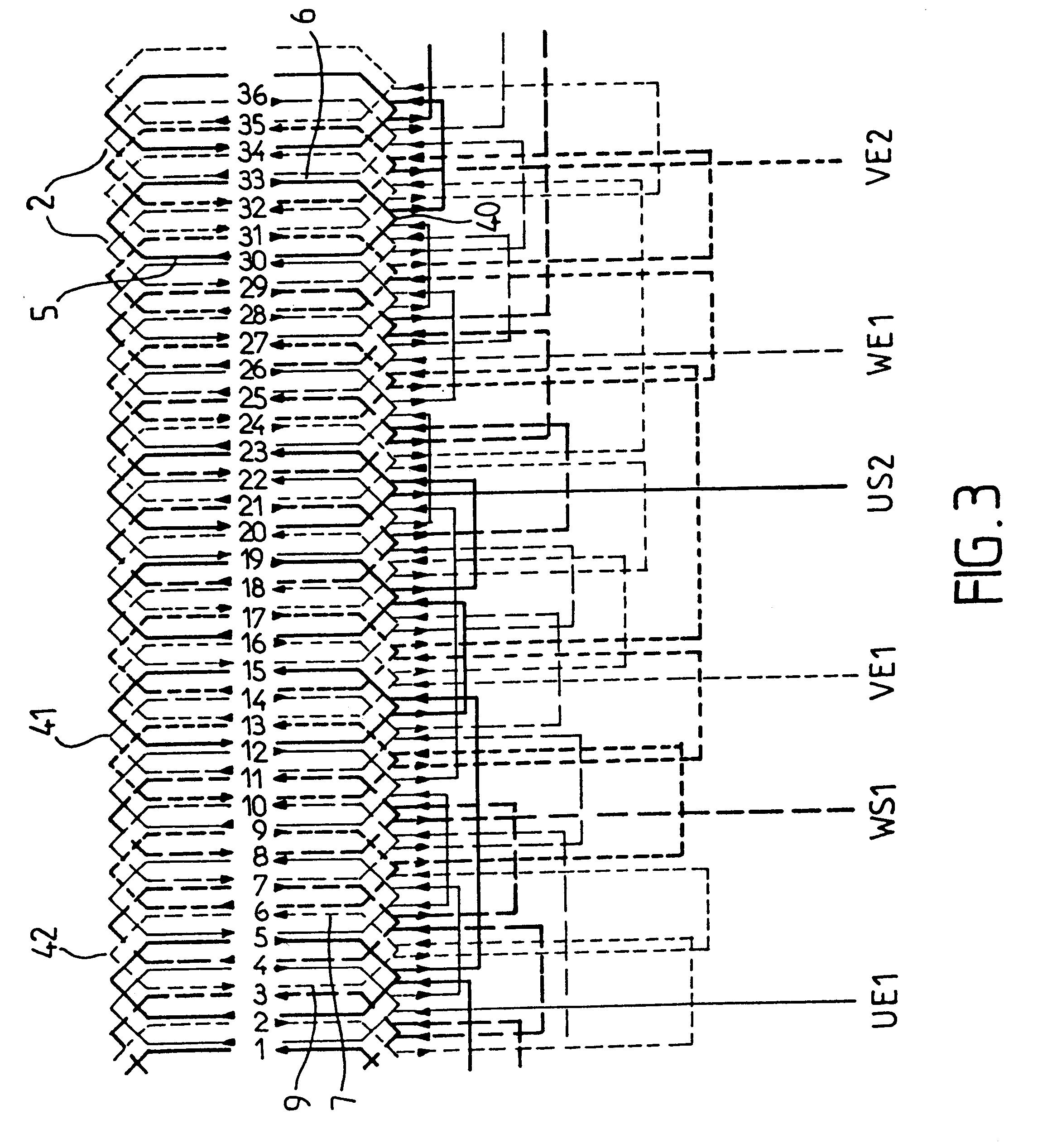 3 Phase 36 Slot Motor Winding Diagram - Electrical Wiring Diagram ...