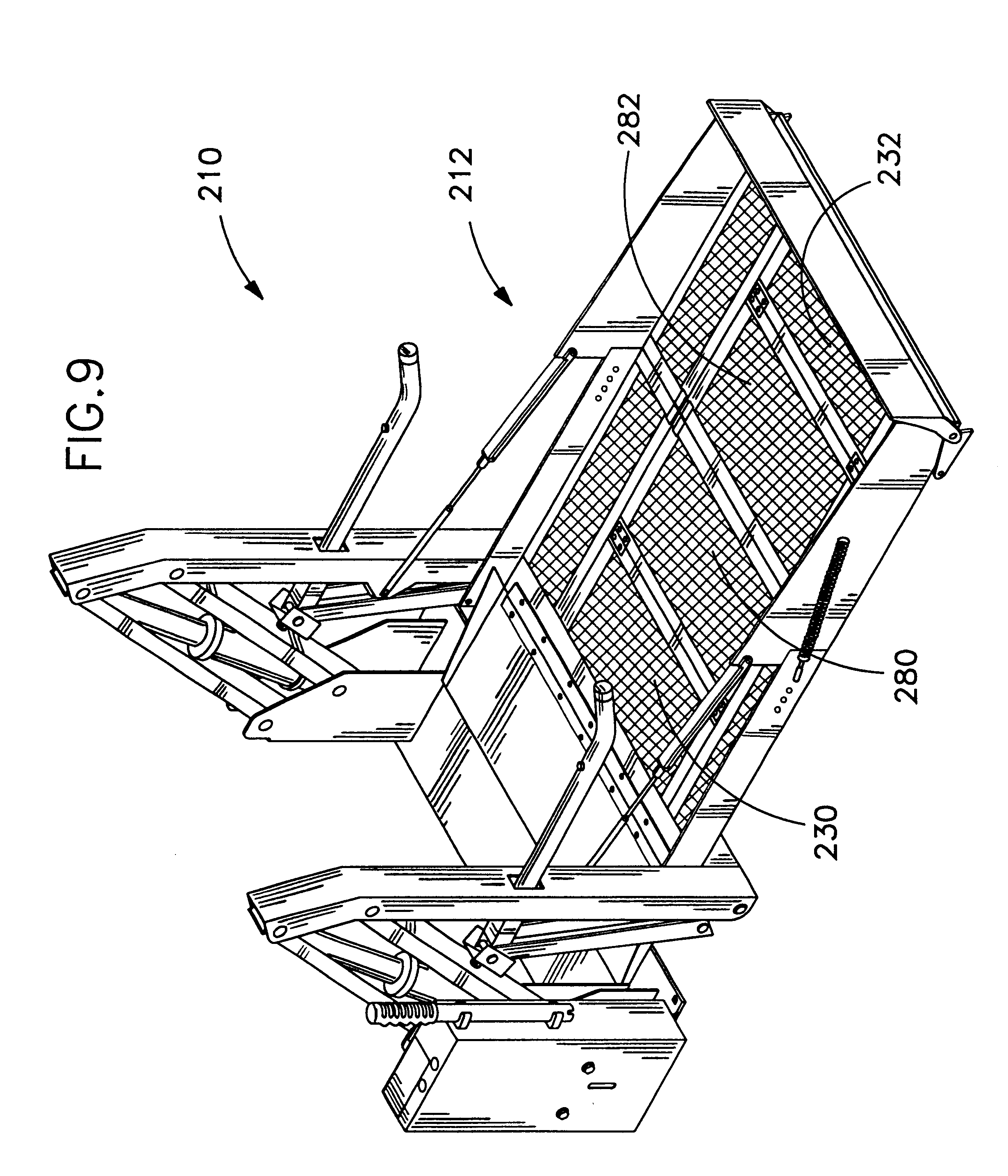 Patent US Wheelchair Lift With Foldable Platform Google - Biome map of the us drawing