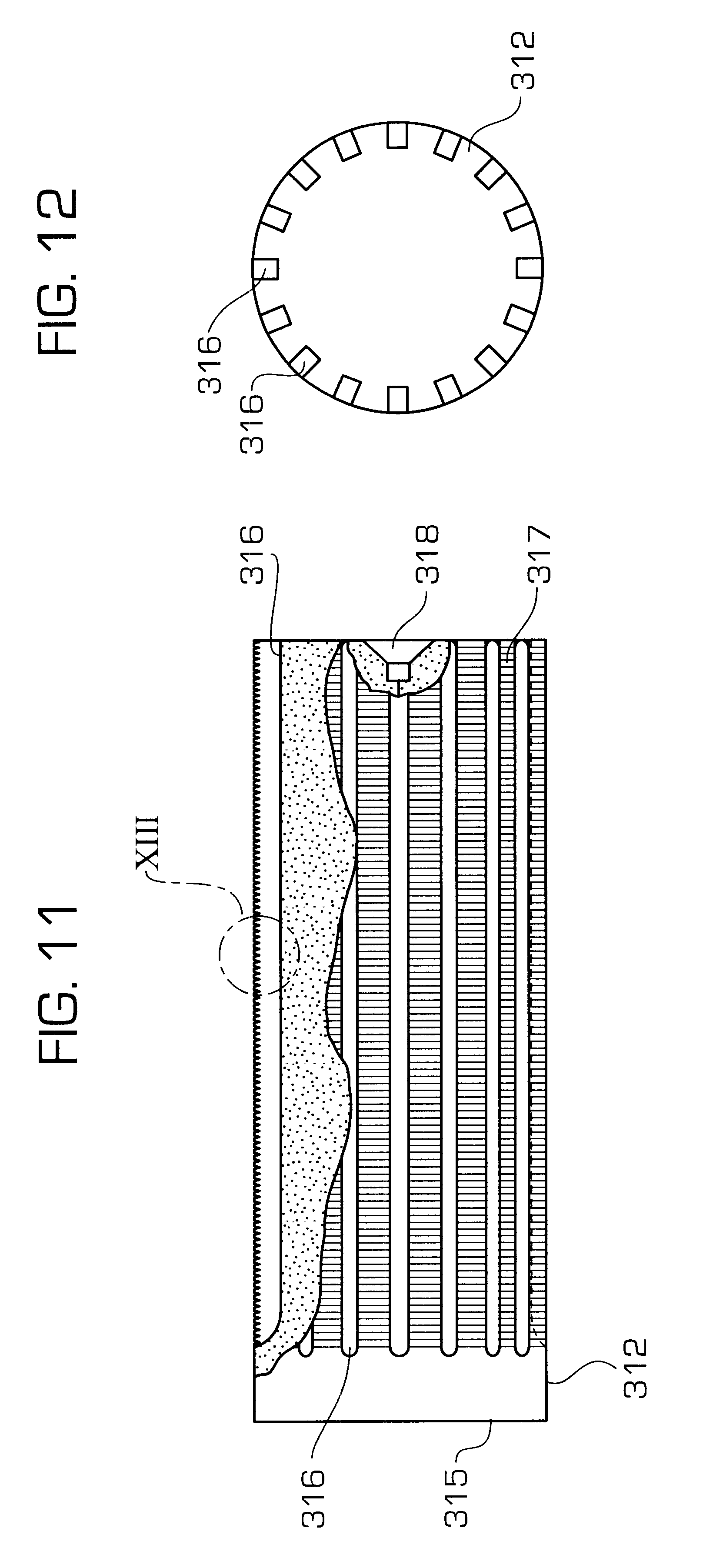 Patent US Loop heat pipe incorporating an evaporator