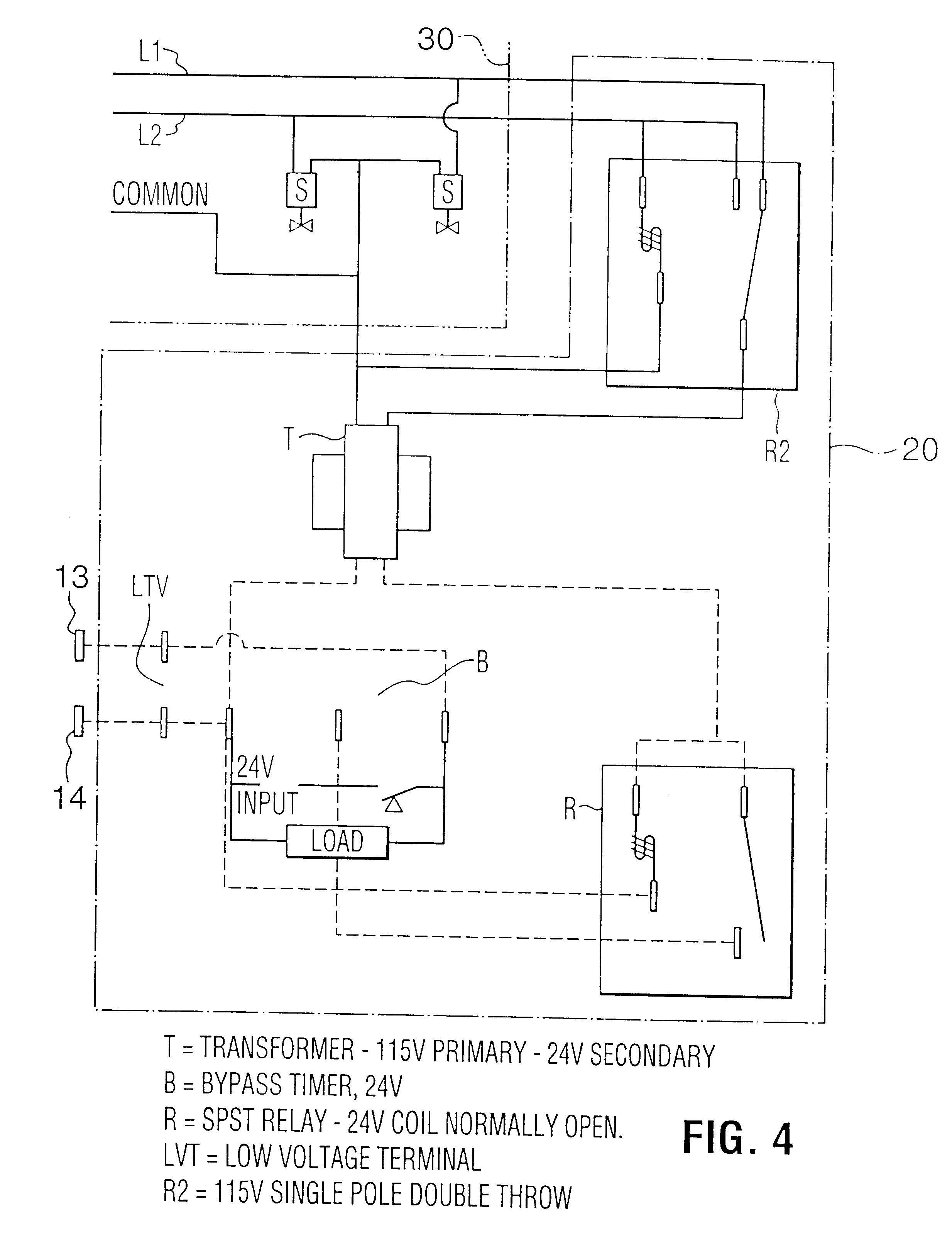 Patent US Appliance Safety Valve Assembly Google Patents - Normally open timed closed relay