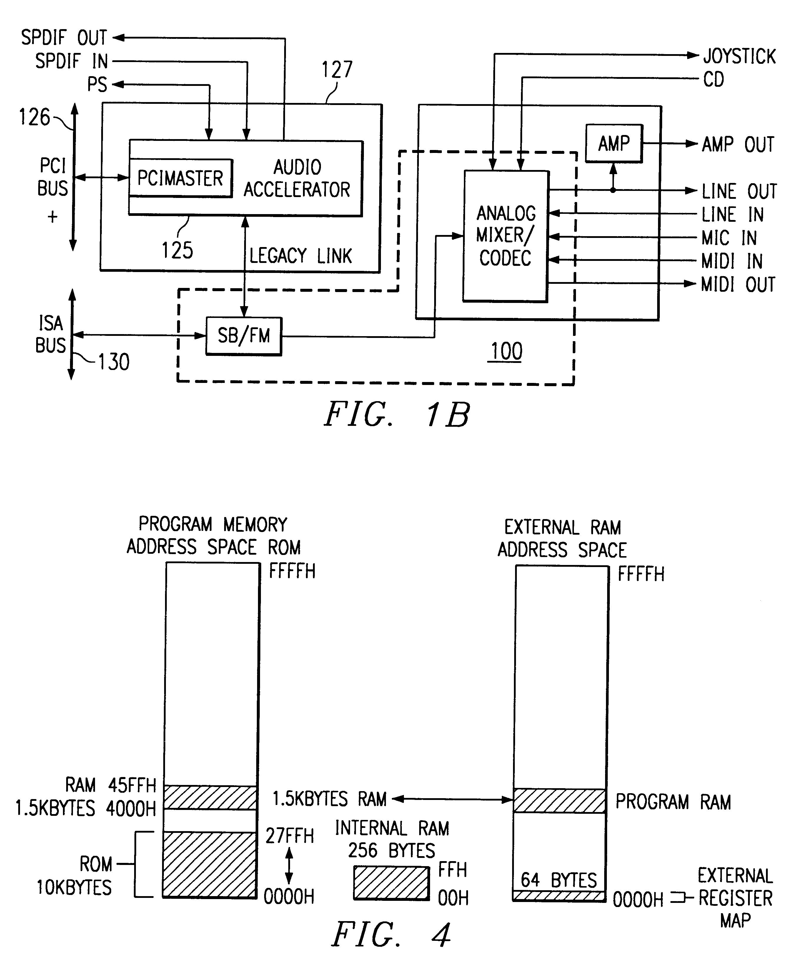 Brevet Us6405093 Signal Amplitude Control Circuitry And Methods Full Bridge Class D Amp Using 555 Timer Geek Circuits Patent Drawing