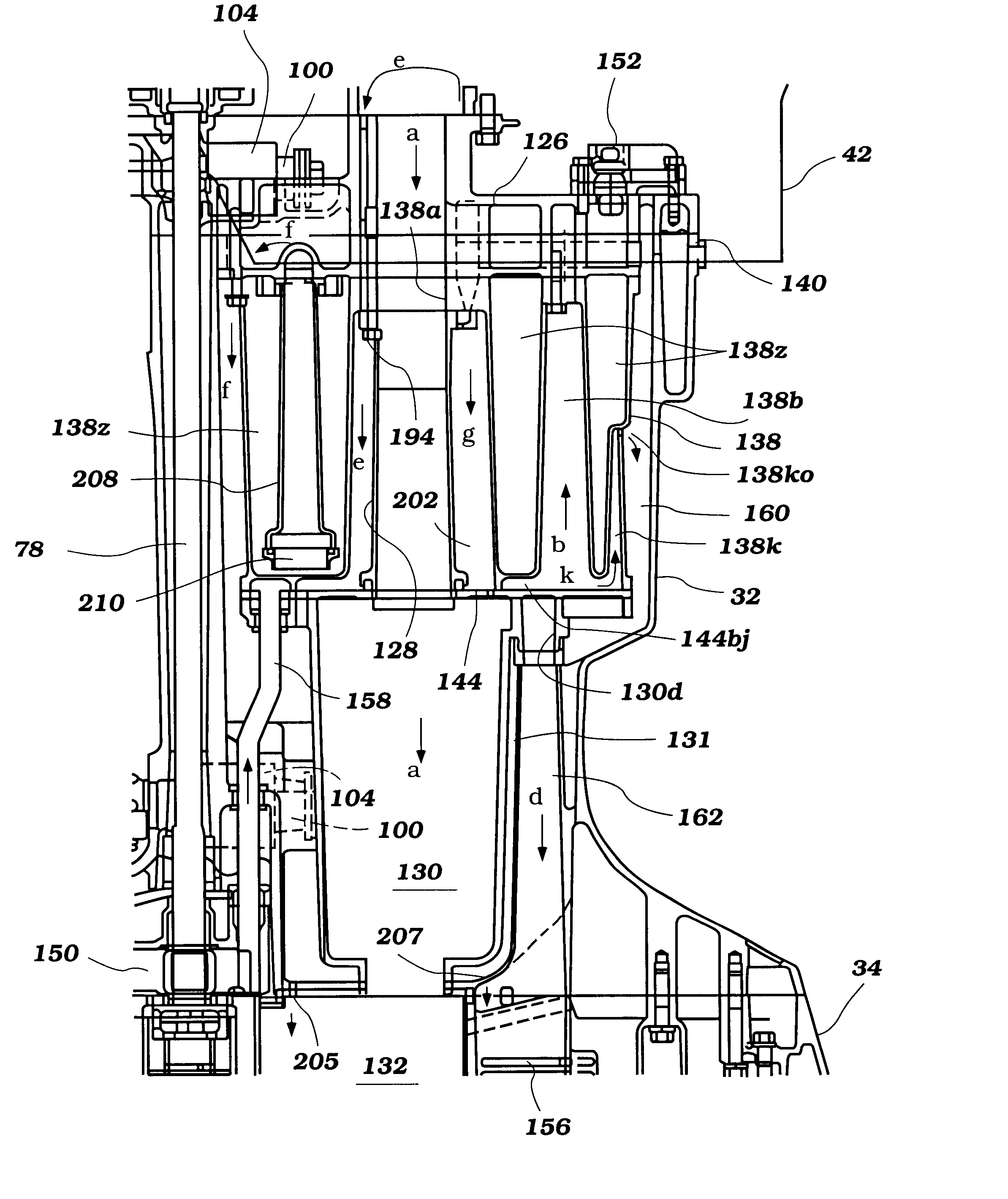yamaha vmax outboard engine diagram