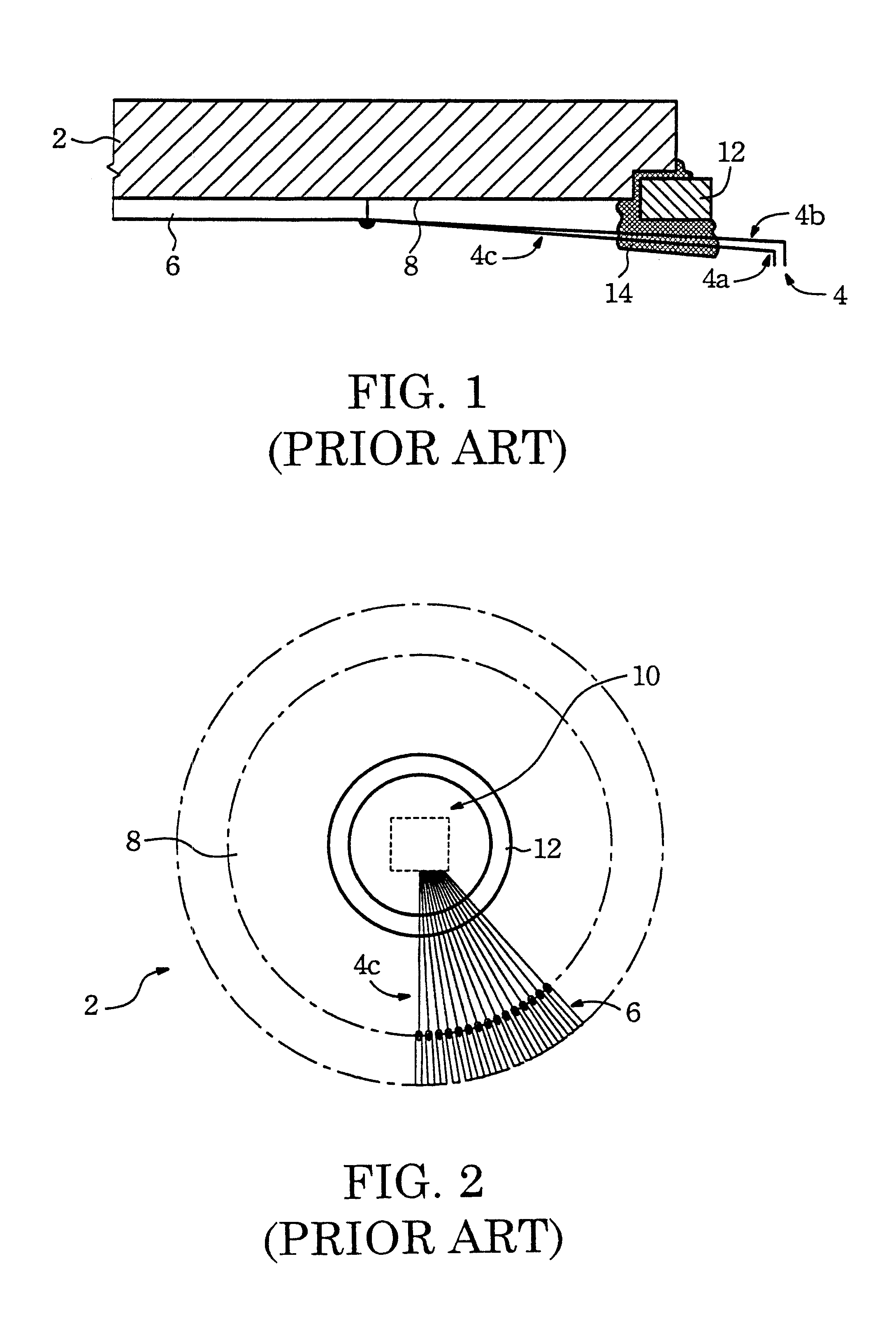 patent us6420886 - membrane probe card