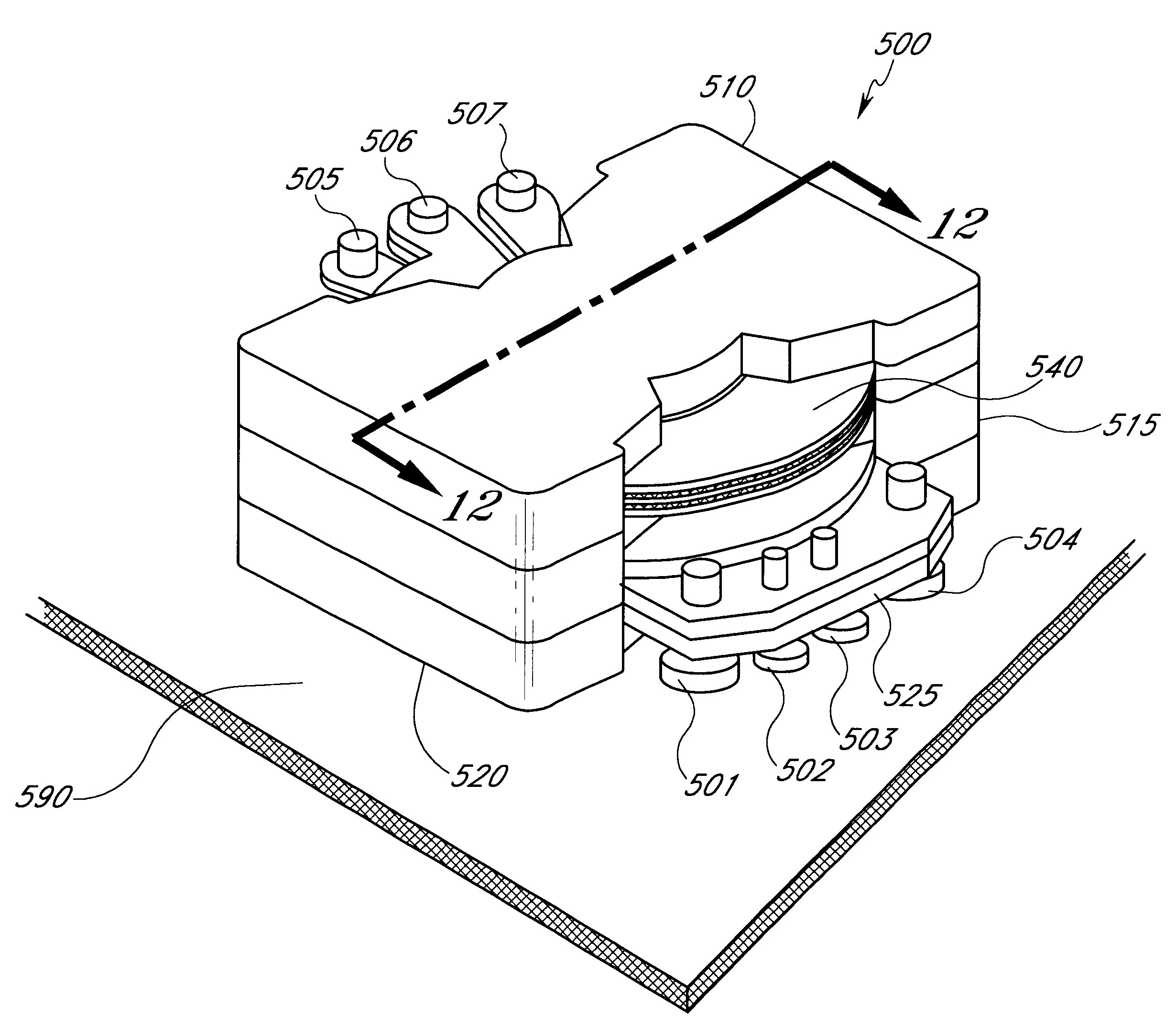 patent us6420953