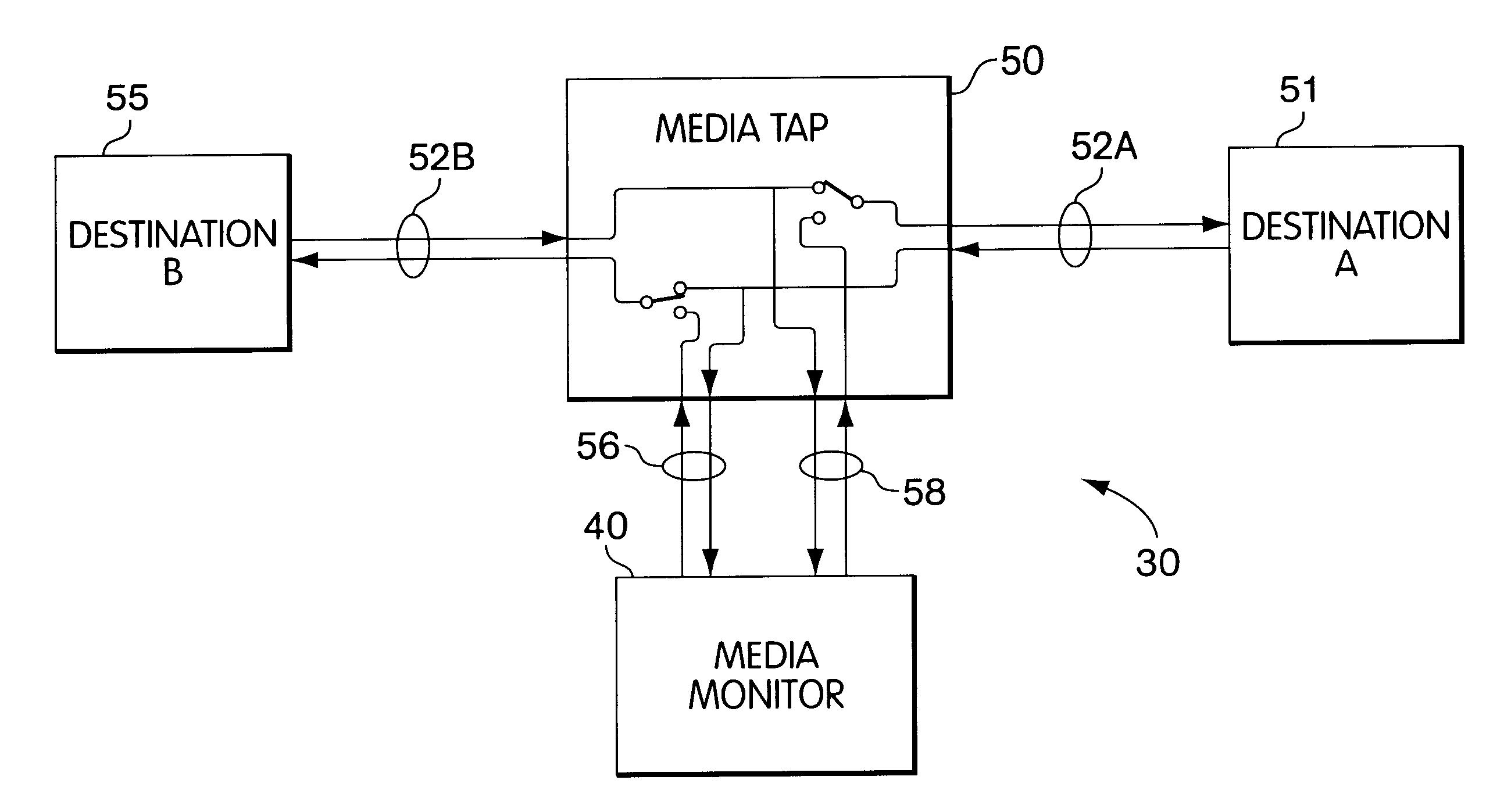 Patent Us6424627 Full Duplex Medium Tap Apparatus And System Heartbeatmonitorcircuitjpg Drawing