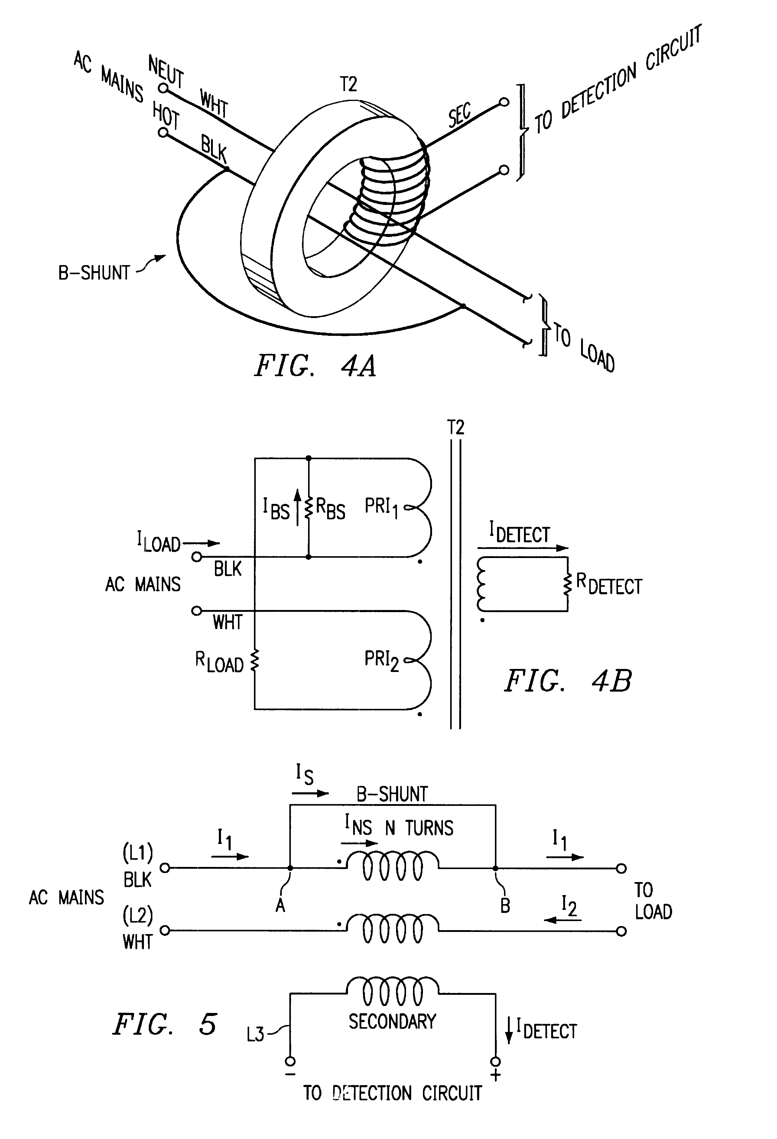 Afci Wiring Methods Diagrams Outlet Diagram Patent Us6426632 Method And Apparatus For Testing An Breaker