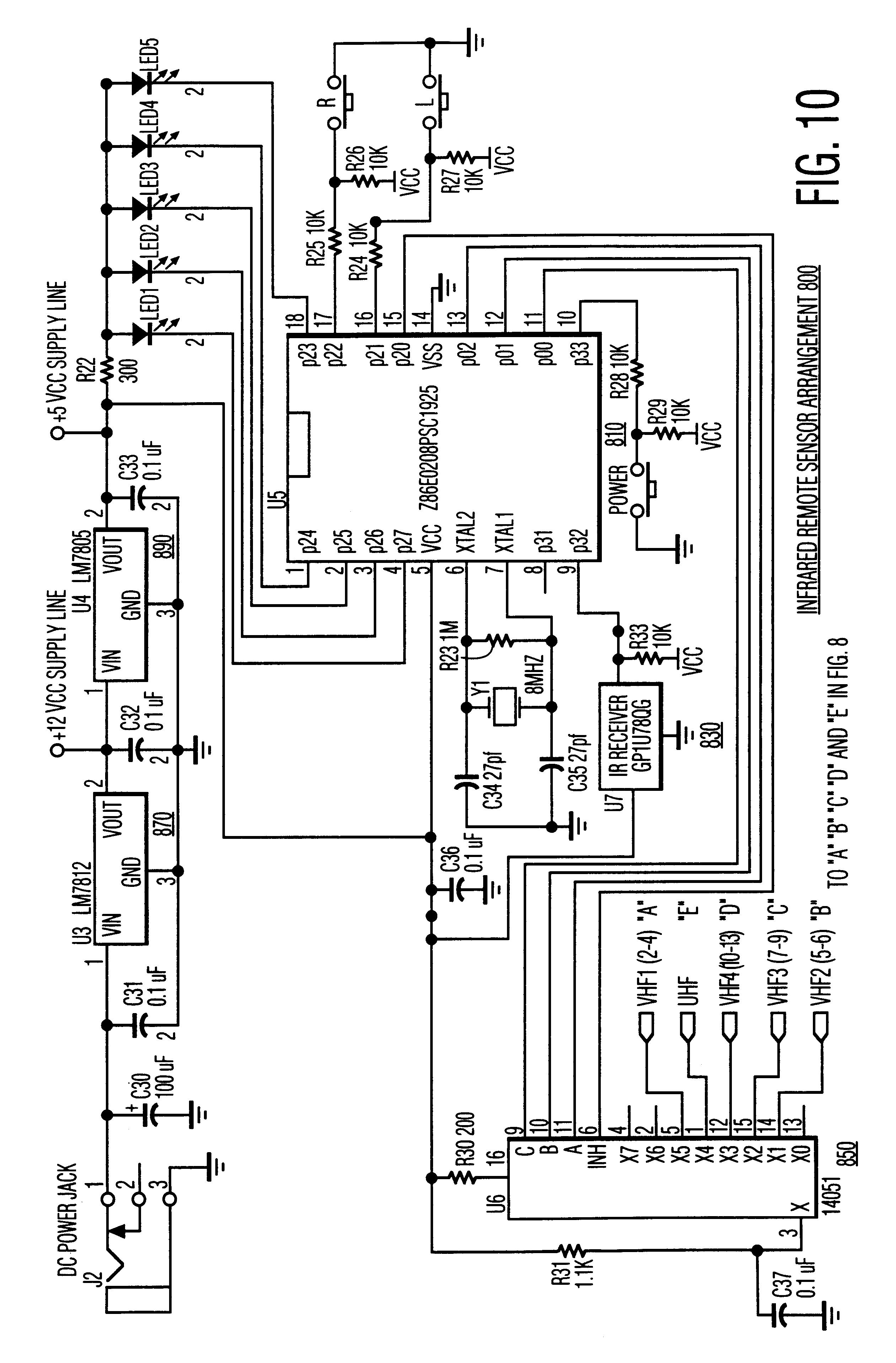 patent us6429828  uhf self