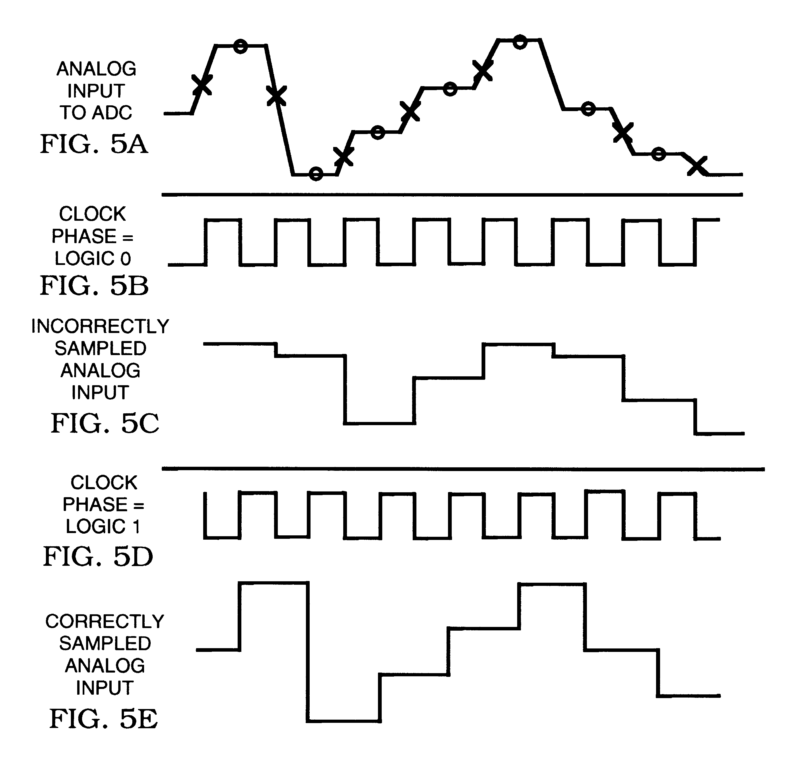 patent us6429904 - method for converting analog video signal to digital video signal