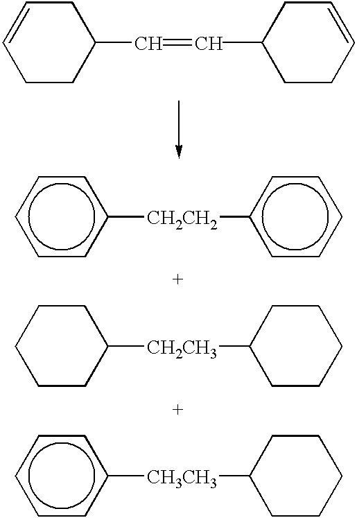 thermomorphic polyethylene supported olefin metathesis catalysts