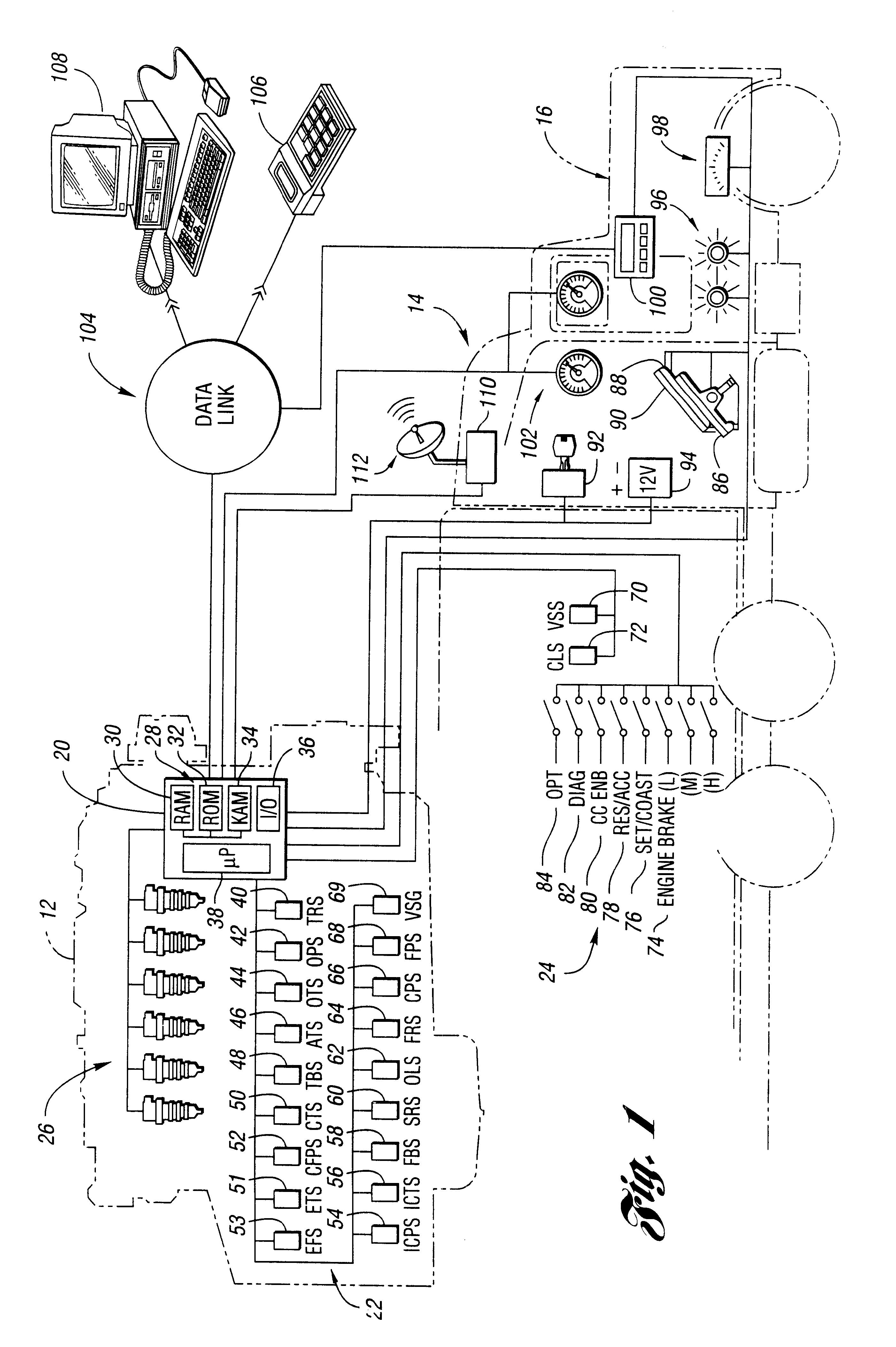 patent us6434476 high voltage fault discrimination for egr temperature sensor patents