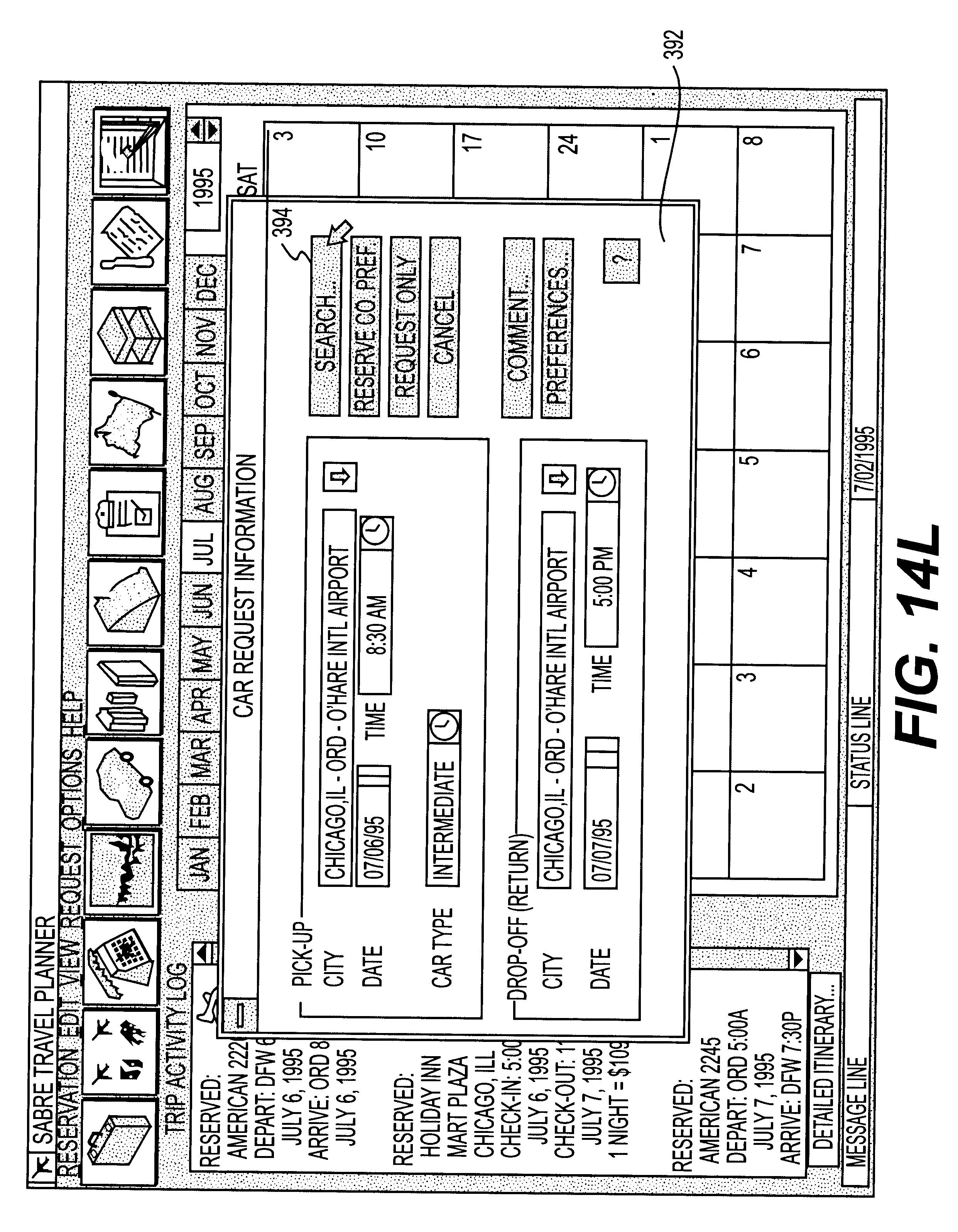 Free Receipt Generator Pdf Patent Us  System For Corporate Travel Planning And  Donation Receipt Pdf with Invoice Is Excel Patent Drawing Excel Invoicing Template Pdf