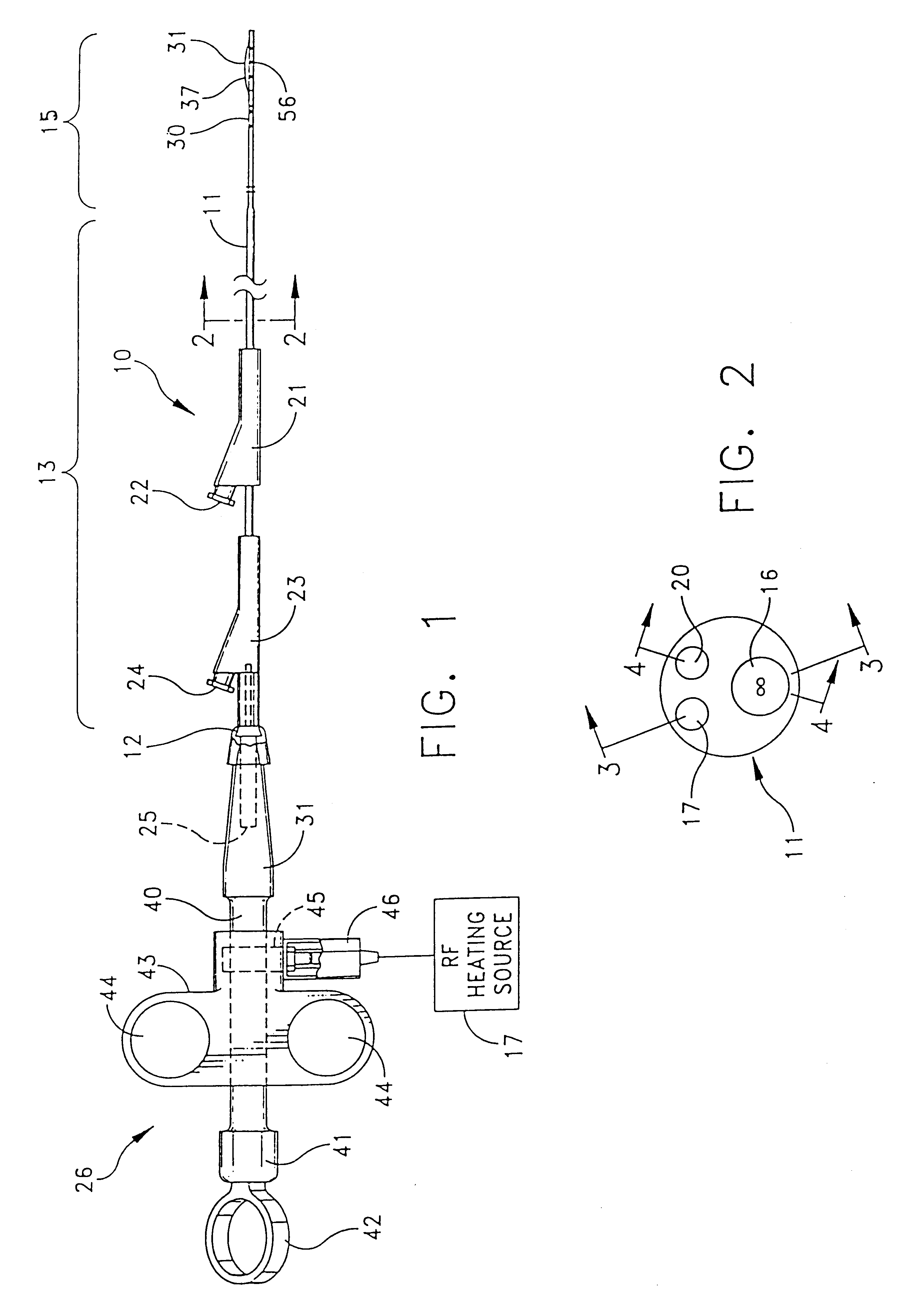brevet us6443924 apparatus for performing diagnostic and