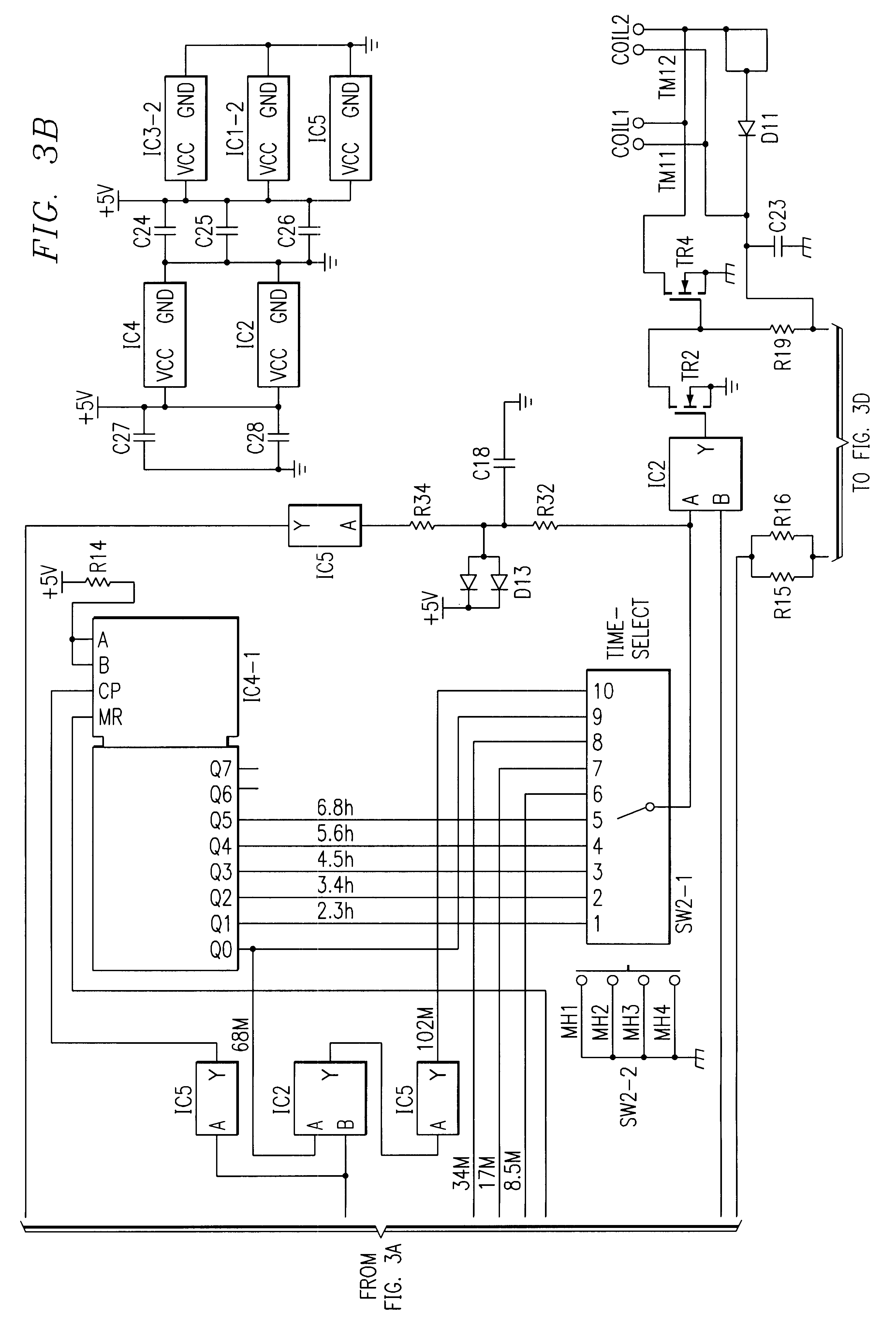 Patent Us6445163 Battery Cutoff Timer Google Patents Alarm Circuitphotointerrupter Module Controlcircuit Circuit Drawing