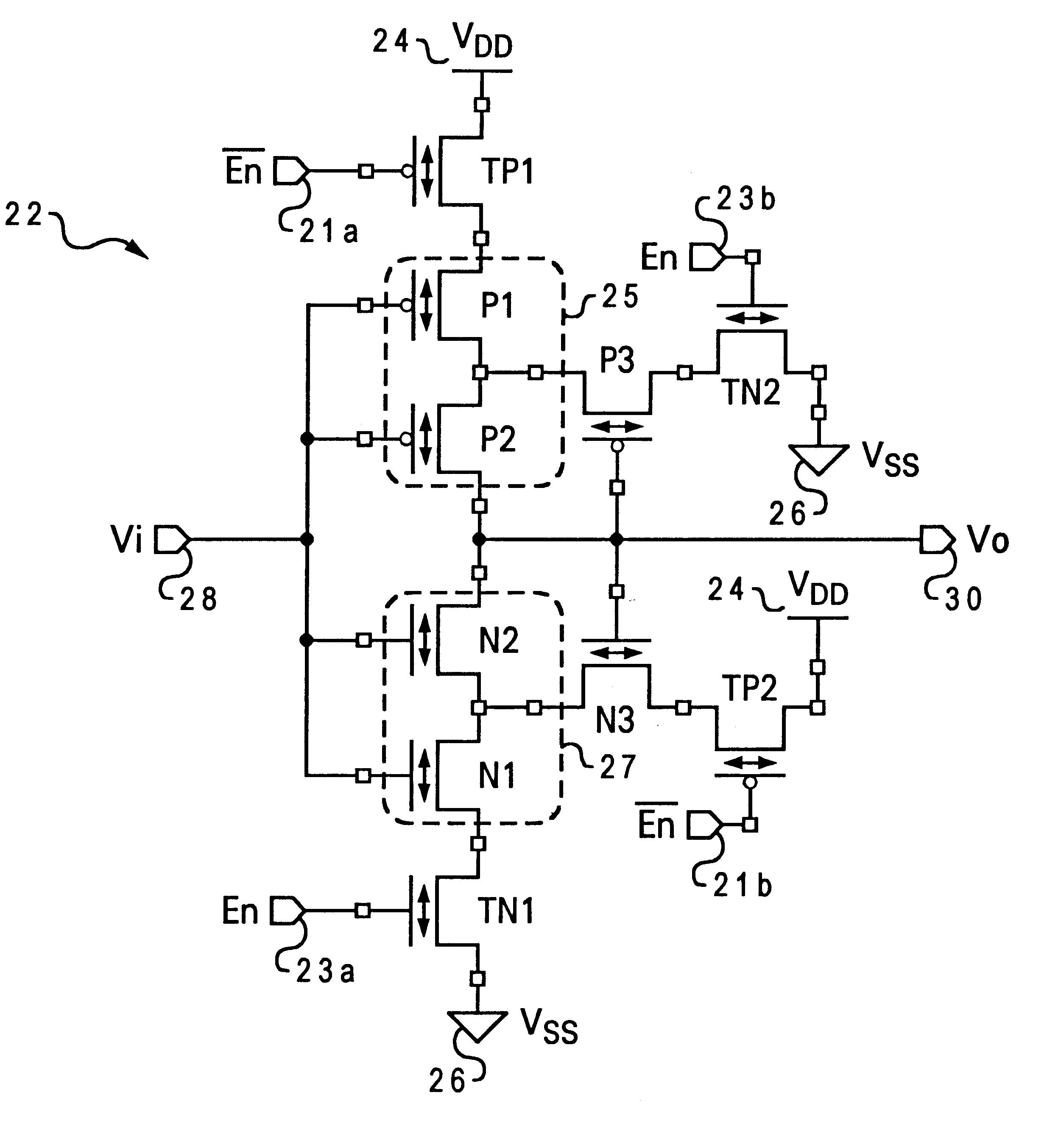patent us6448830