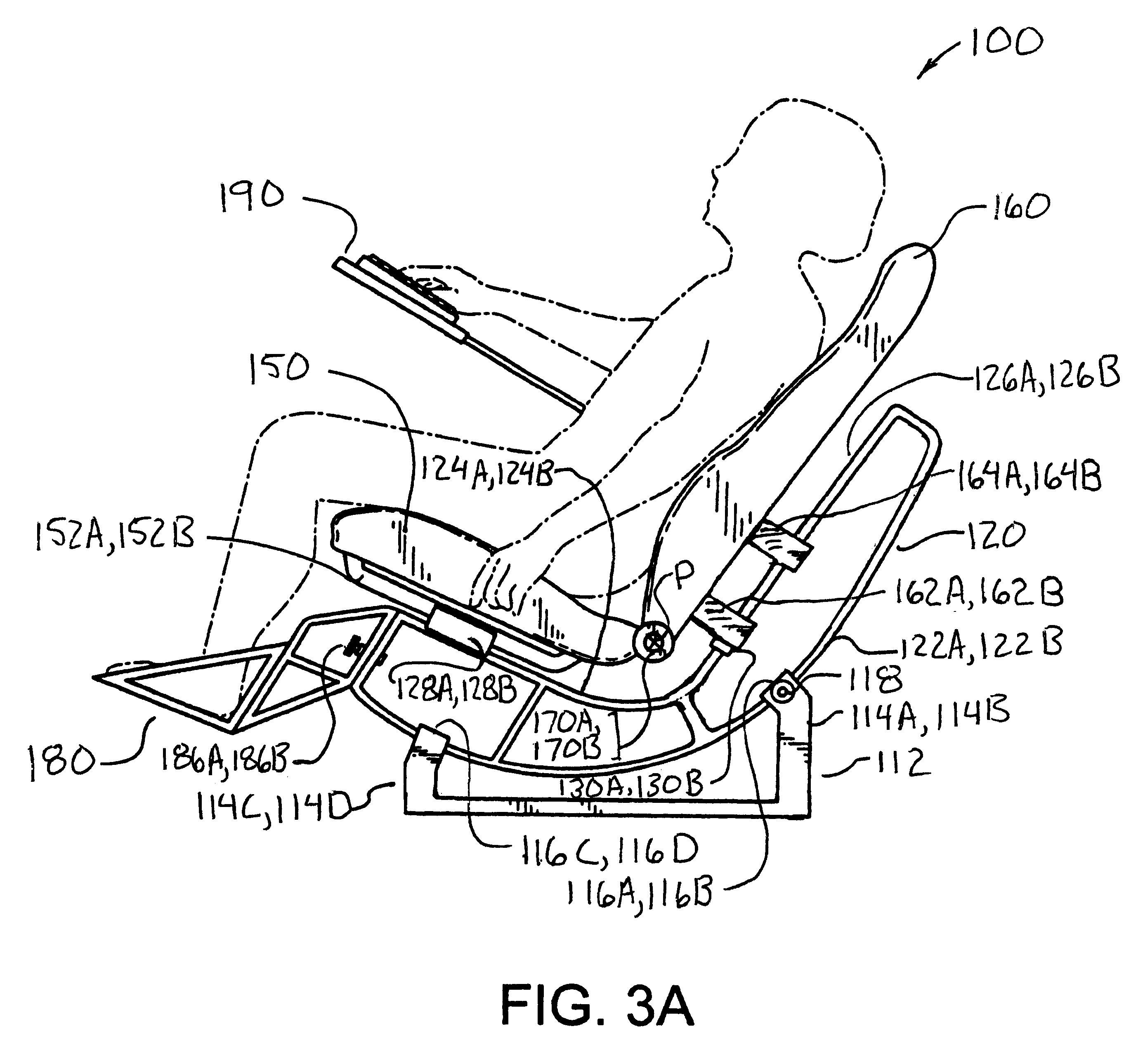 Ergonomic Chair Position