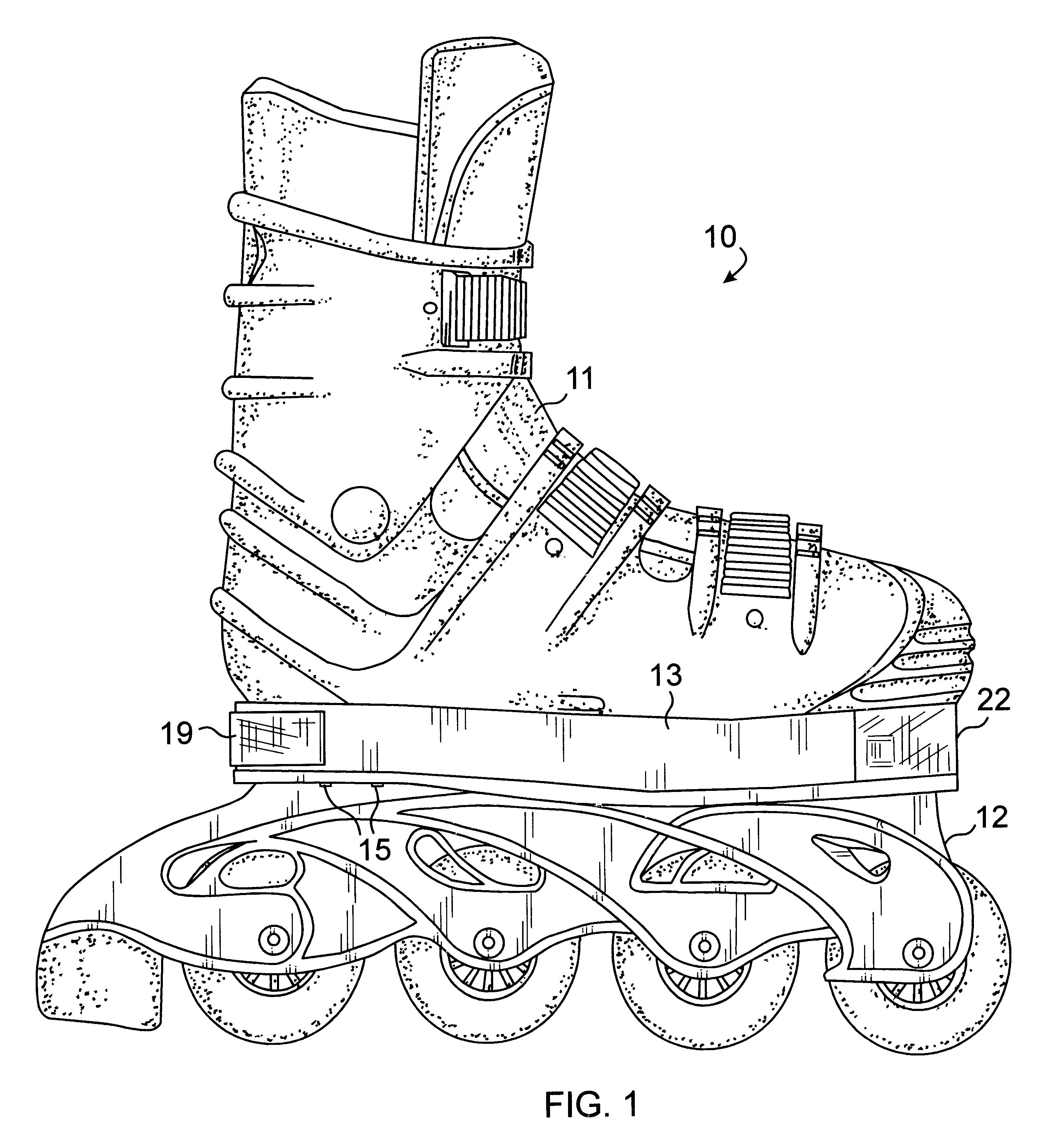 Patent US6450659 - Skate light assembly - Google Patents
