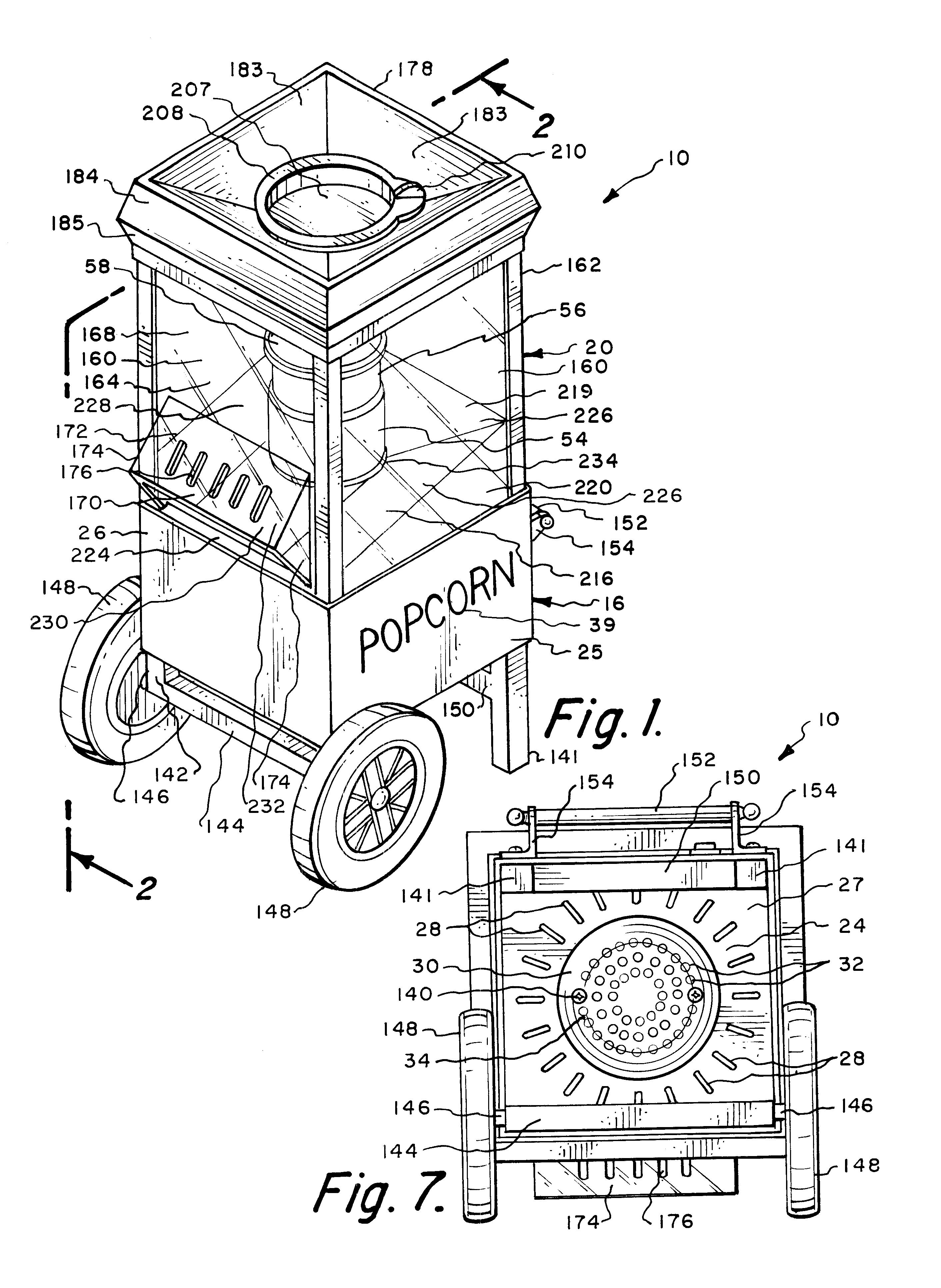 patent us6460451 popcorn maker google patents