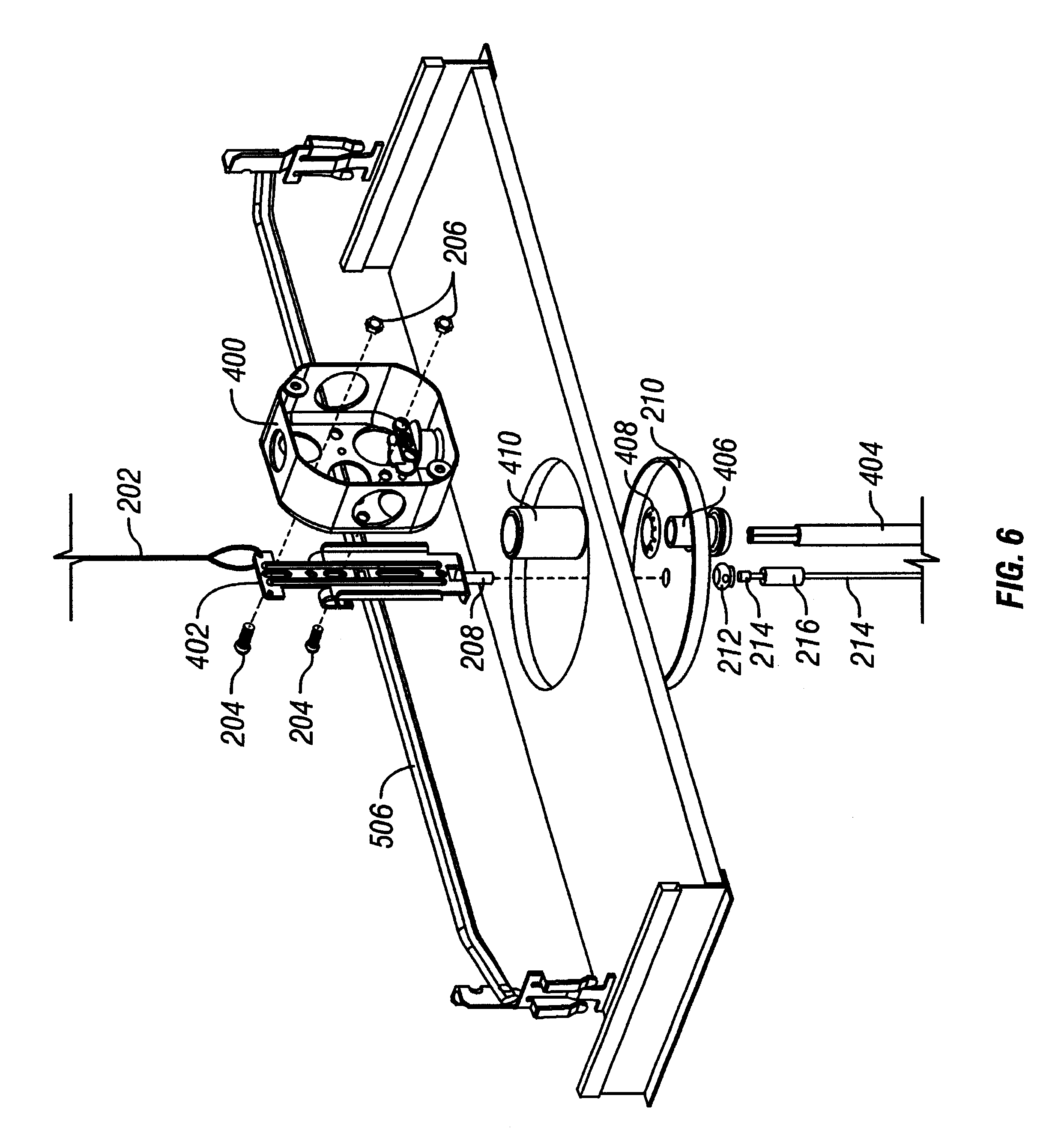 System And Method For Mounting Pendant