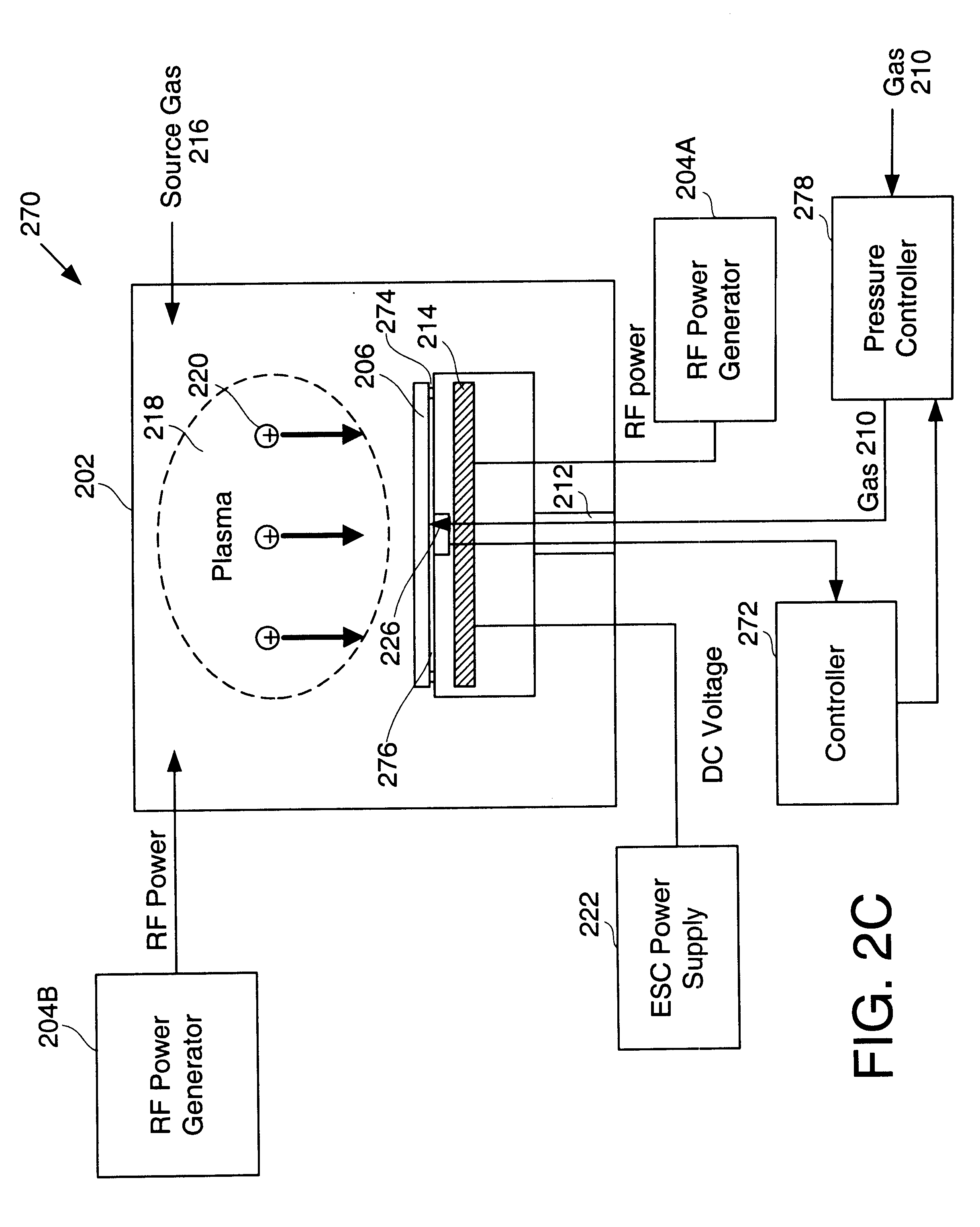 wafer temperature control system and method   Patents #343434
