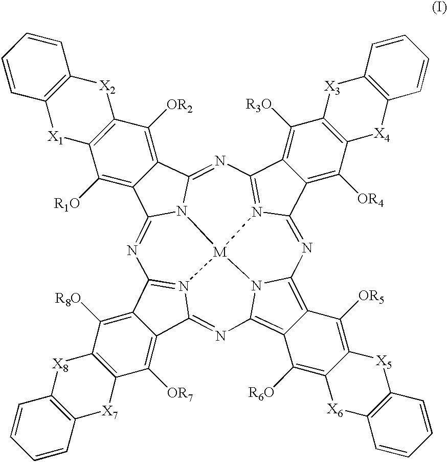 thesis of phthalocyanine Electronic structure of metal phthalocyanines on ag(100) (springer theses) the results presented in this thesis address this issue.