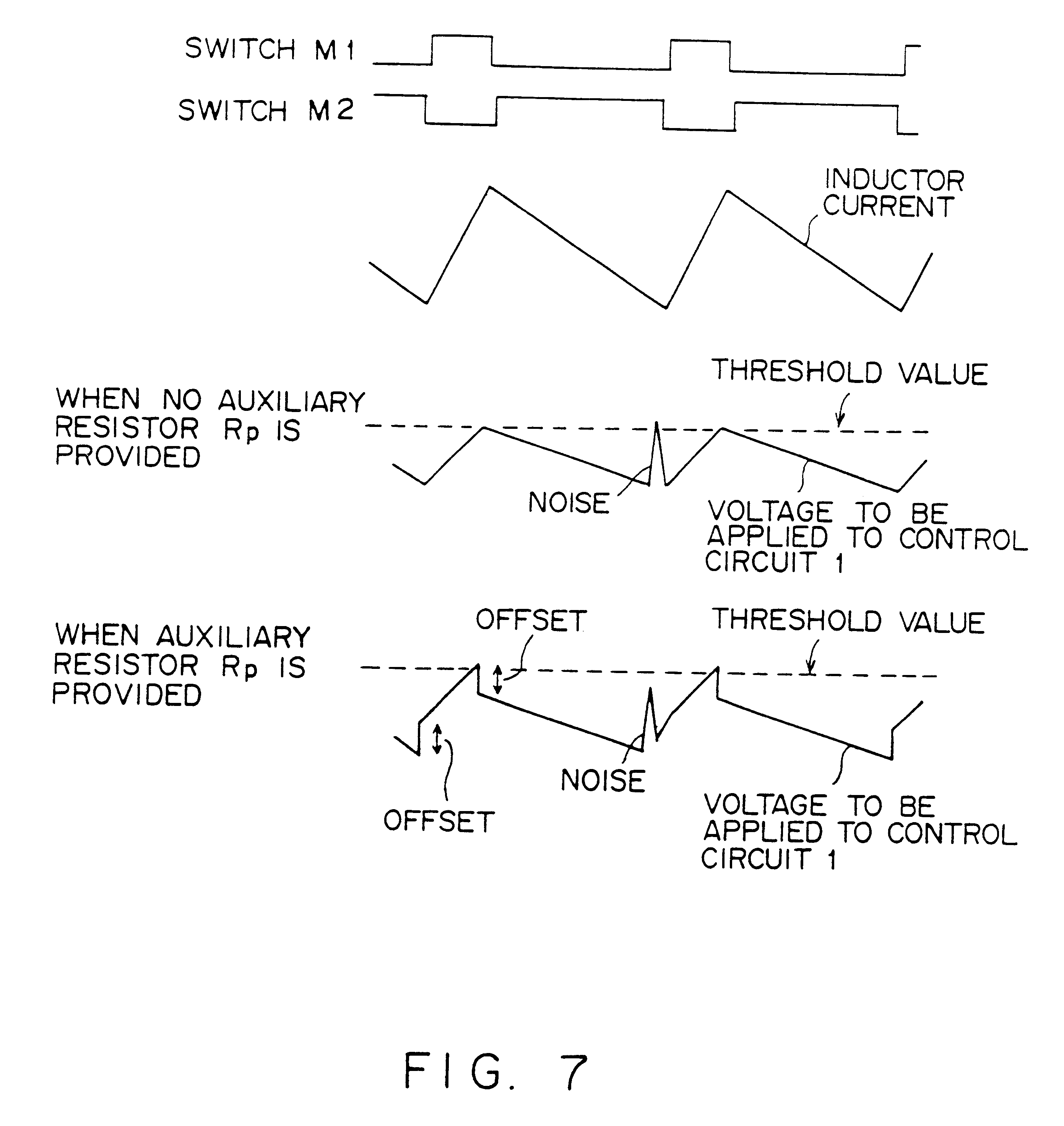Patent Us6469481 Parallel Rc Current Detection Circuit And Dc Inductor In A Drawing