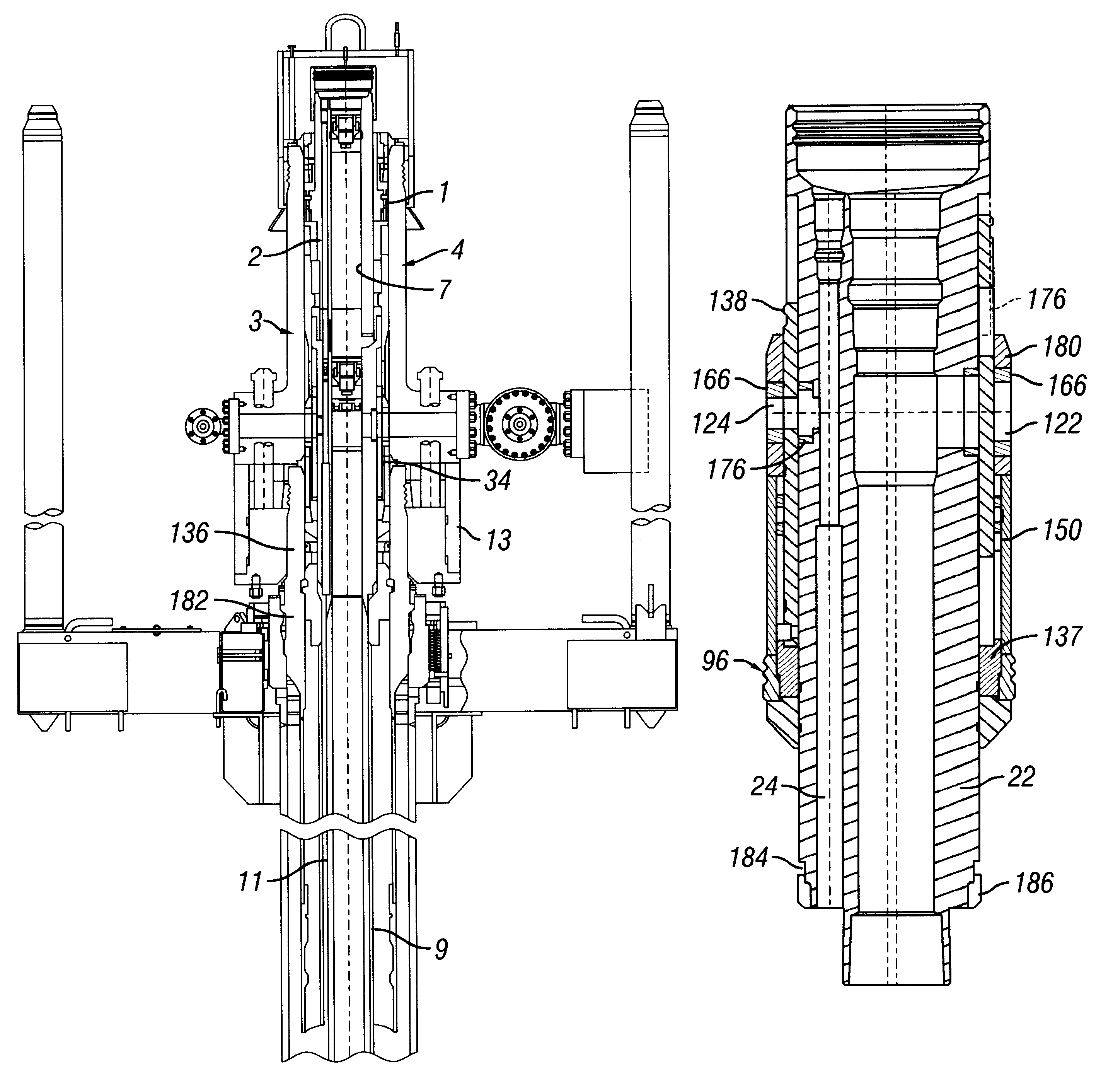 Patent us independently retrievable subsea tree