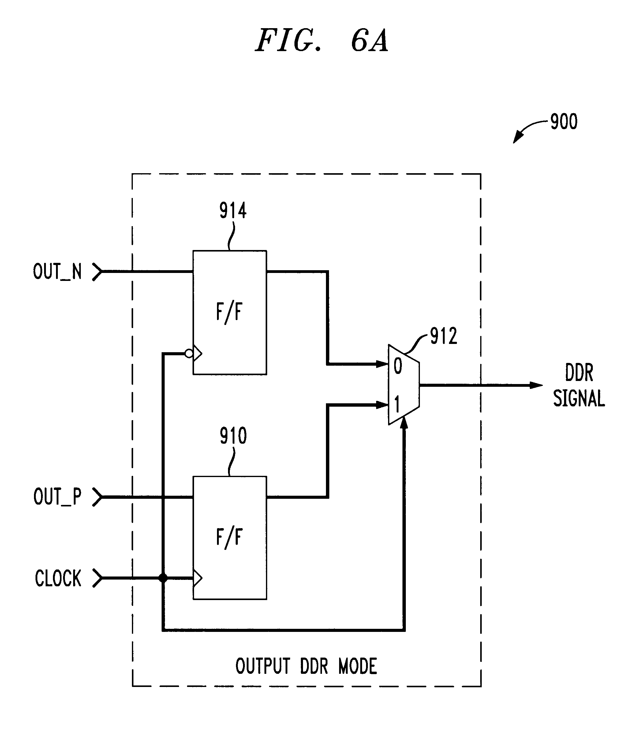 Patente Us6472904 Double Data Rate Input And Output In A Figs 1and 2 Shows Transmitter Receiver Circuit Respectivelythe Patent Drawing
