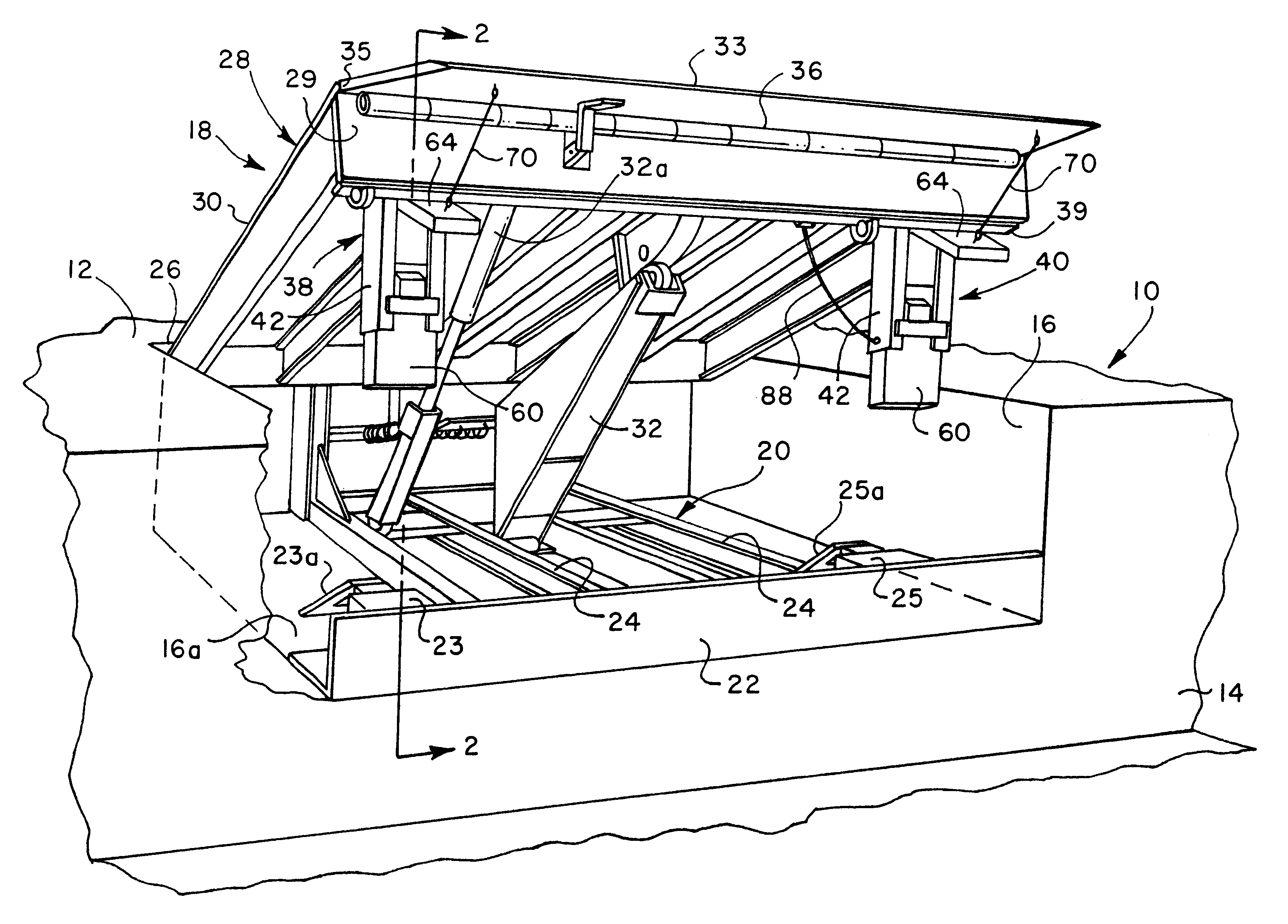 kelley dock leveler wiring diagram