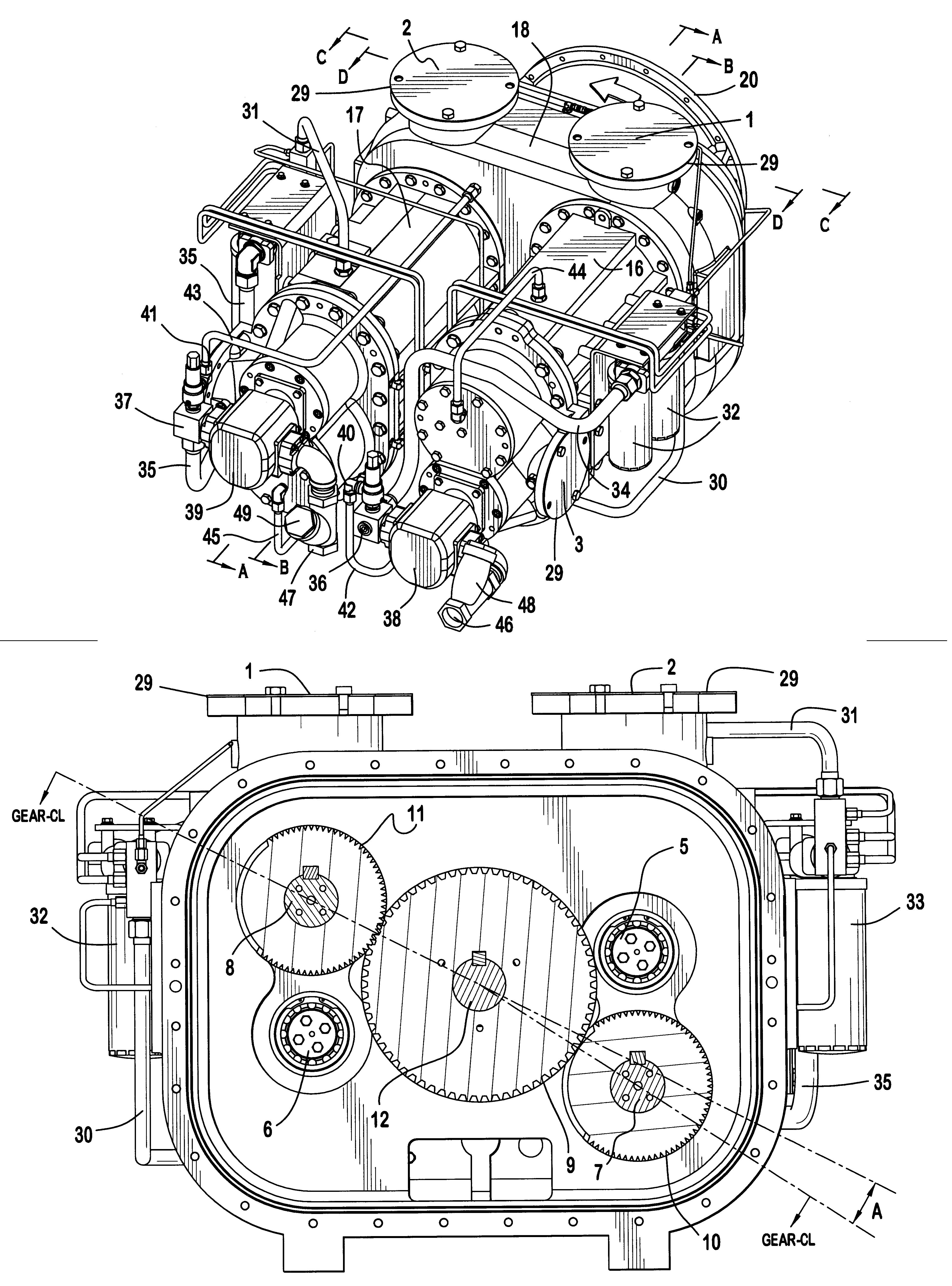 compressor drawing