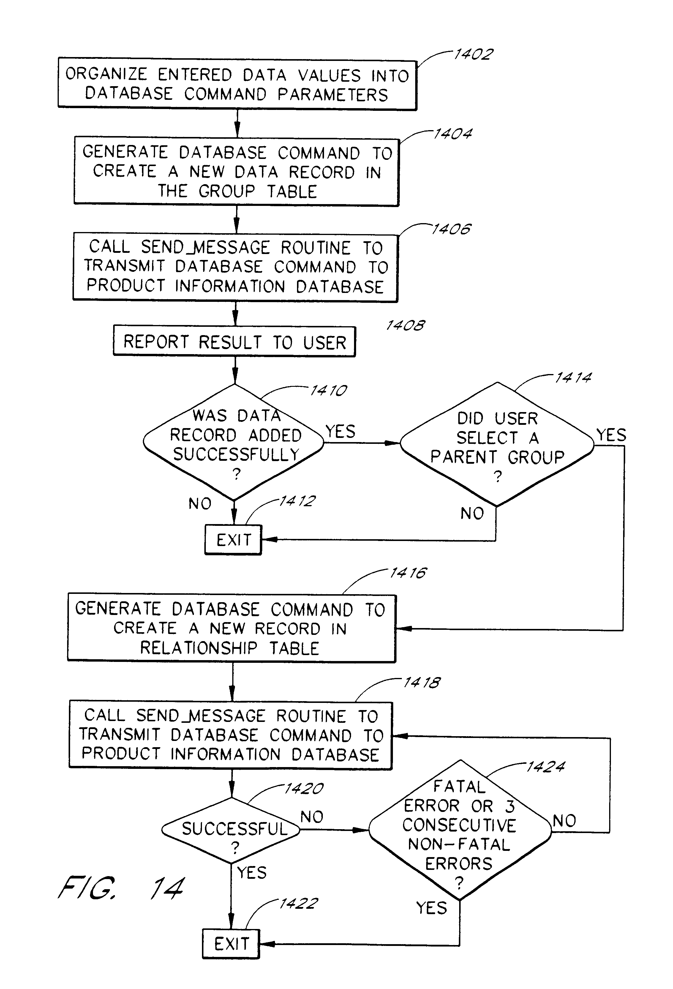 US06484149 20021119 D00019 patent us6484149 systems and methods for viewing product on any ecommer template with ms sql database