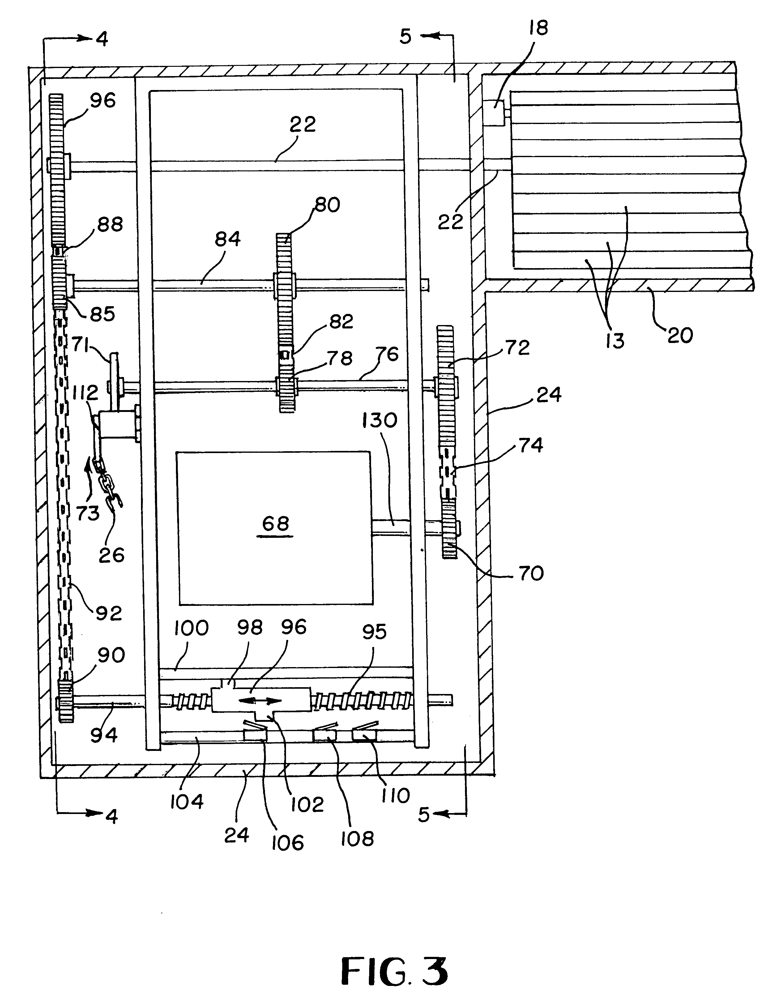 US06484784 20021126 D00002 patent us6484784 door controlling device google patents  at n-0.co